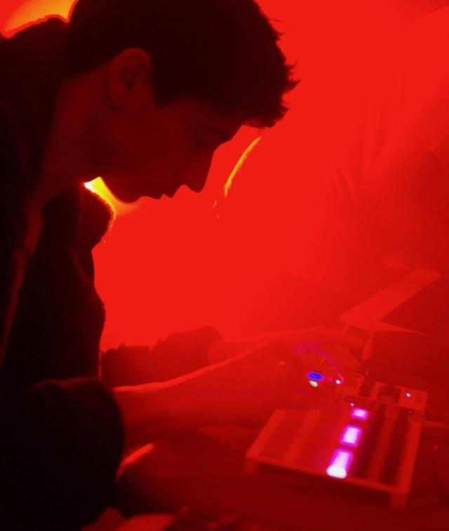 - Louis Shambles is our frequent lighting guru; offering a variety of circuit based lighting performances. His collaboration with Edited as solo artist and as part of musical acts is vast.