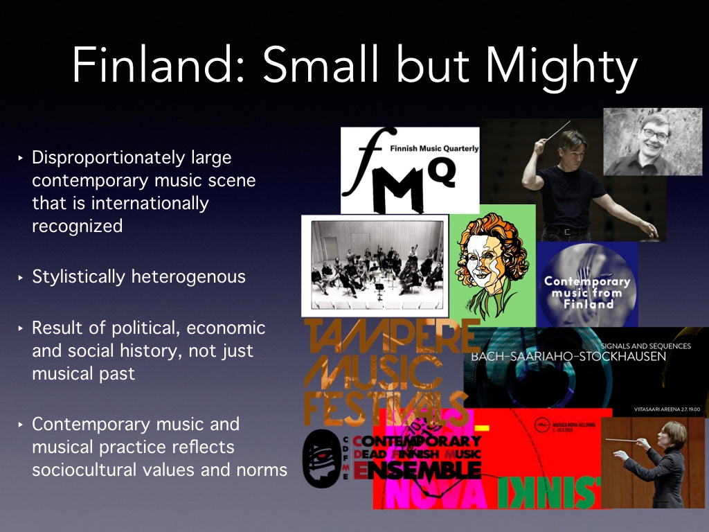 Finland: Small But Mighty
