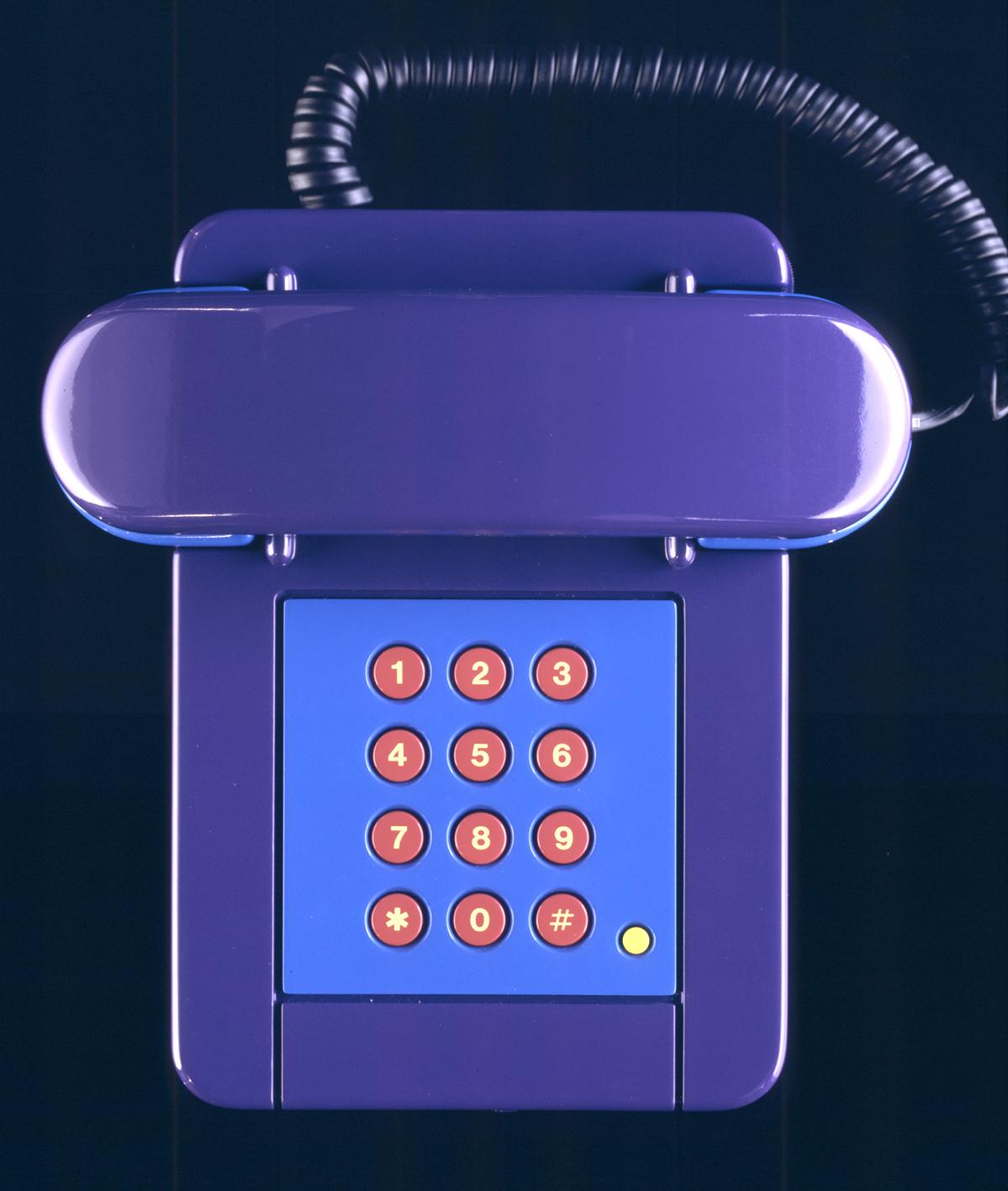 """Telephone """"Miram 100"""", Olivetti, 1988"""