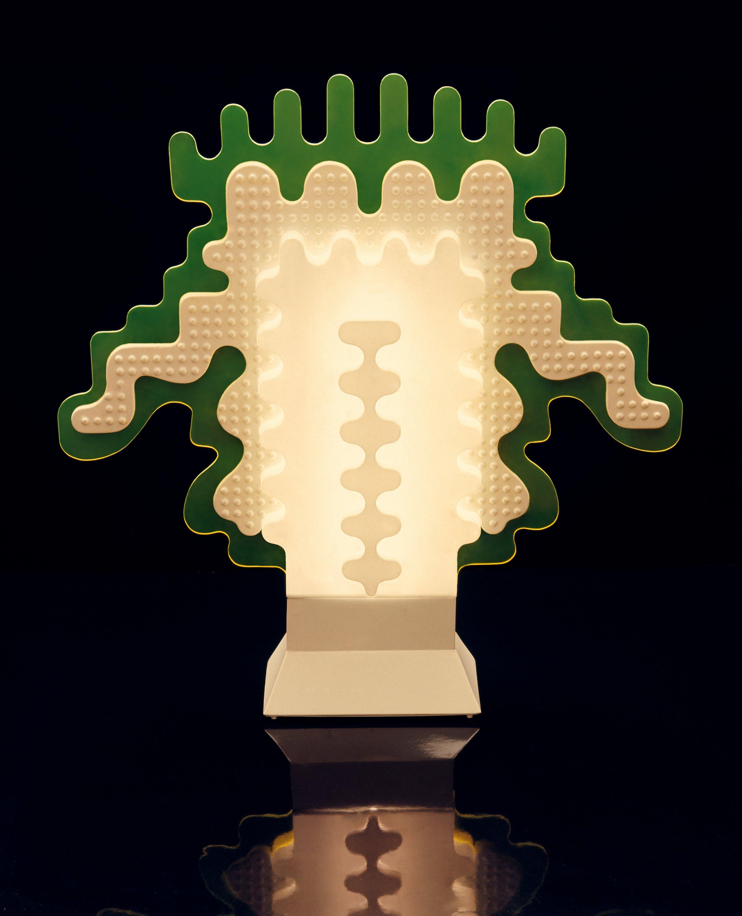 """Lamp """"Manzoni 14"""", 1972"""