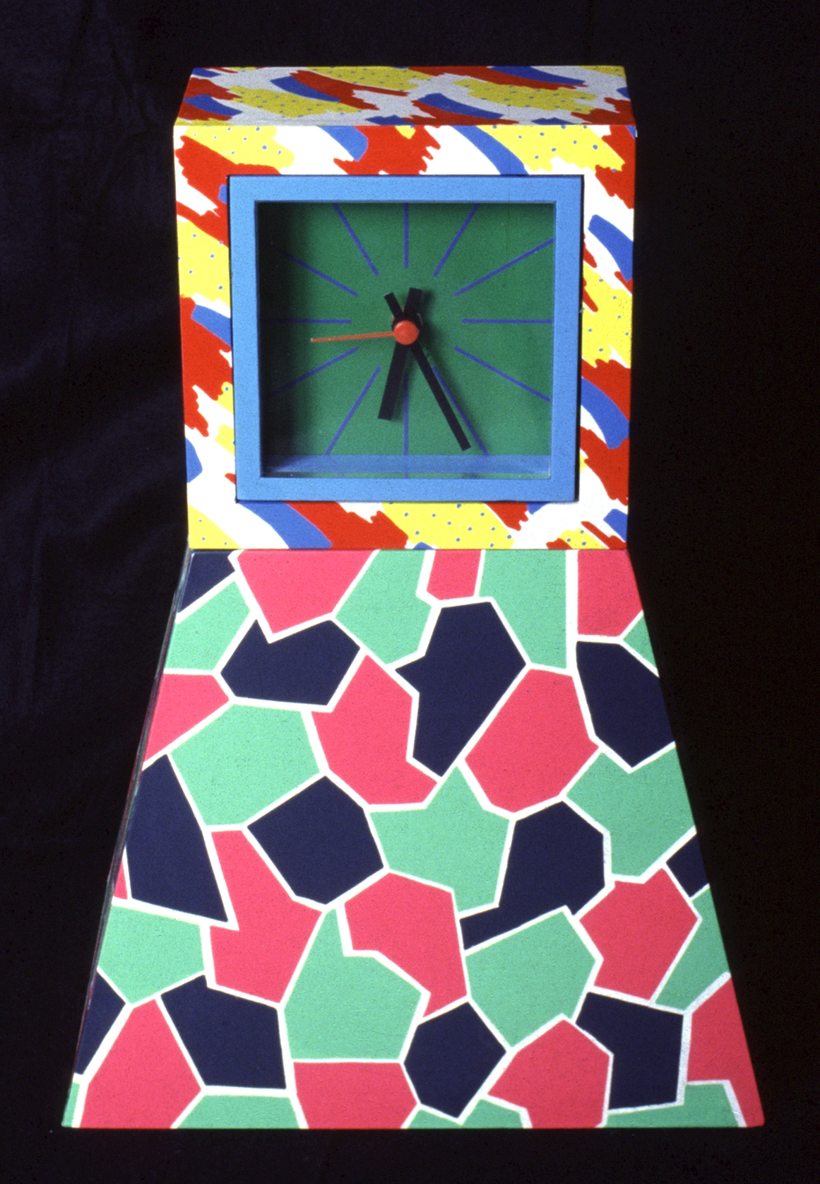 "Clock ""American"", Memphis, 1981"