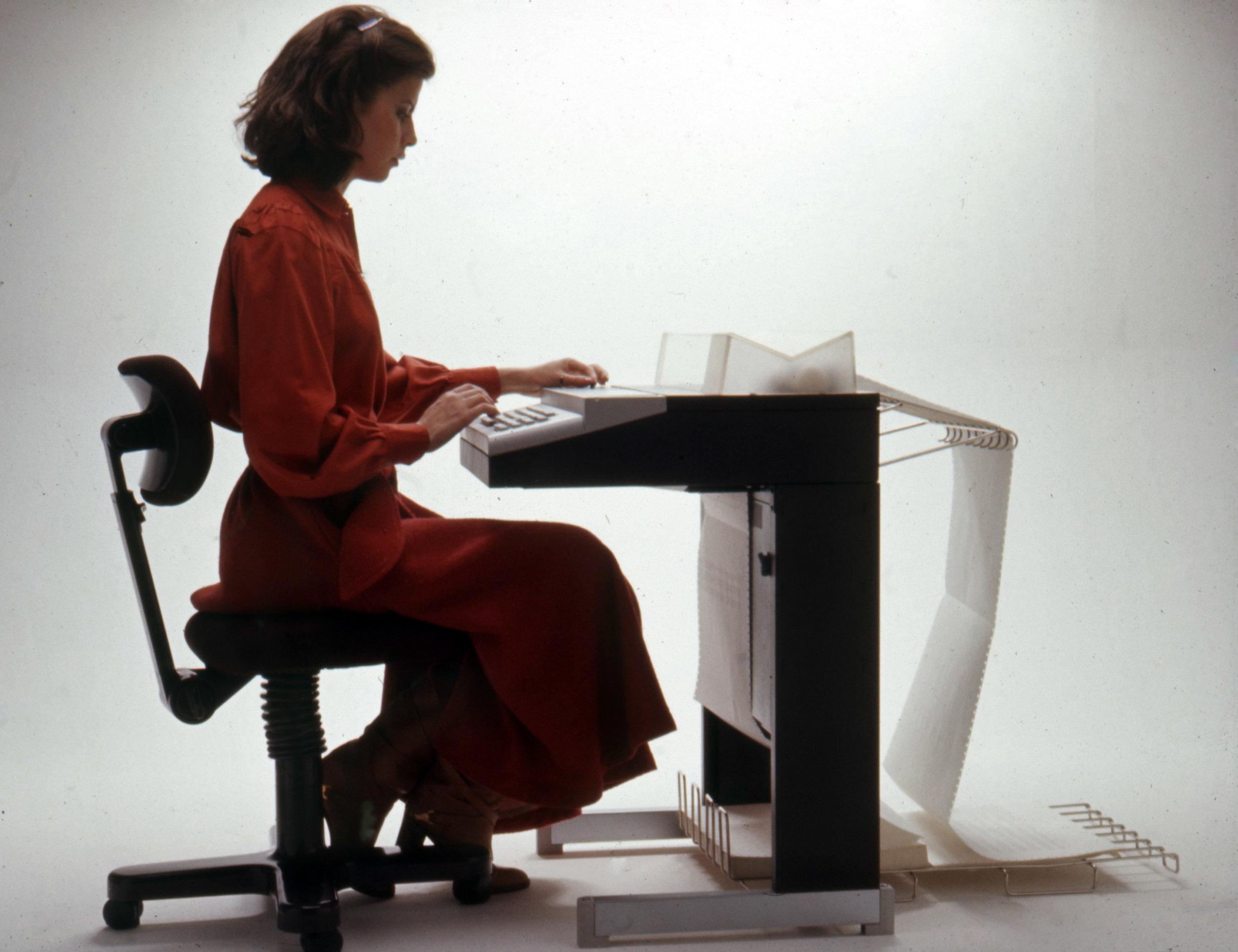 BCS2020 Olivetti, 1978