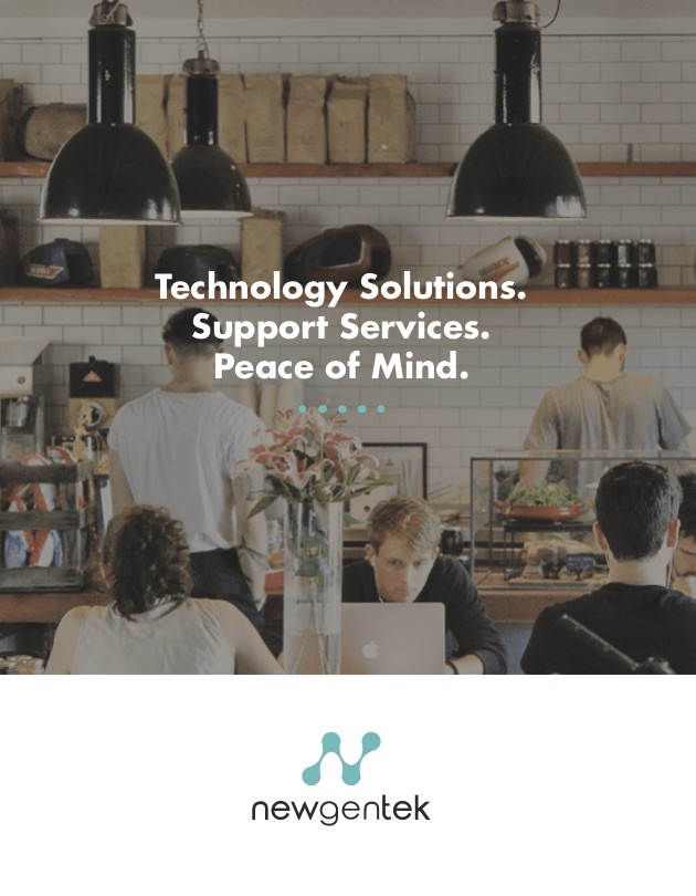 Restaurant & Retail Technology Information Sheet -