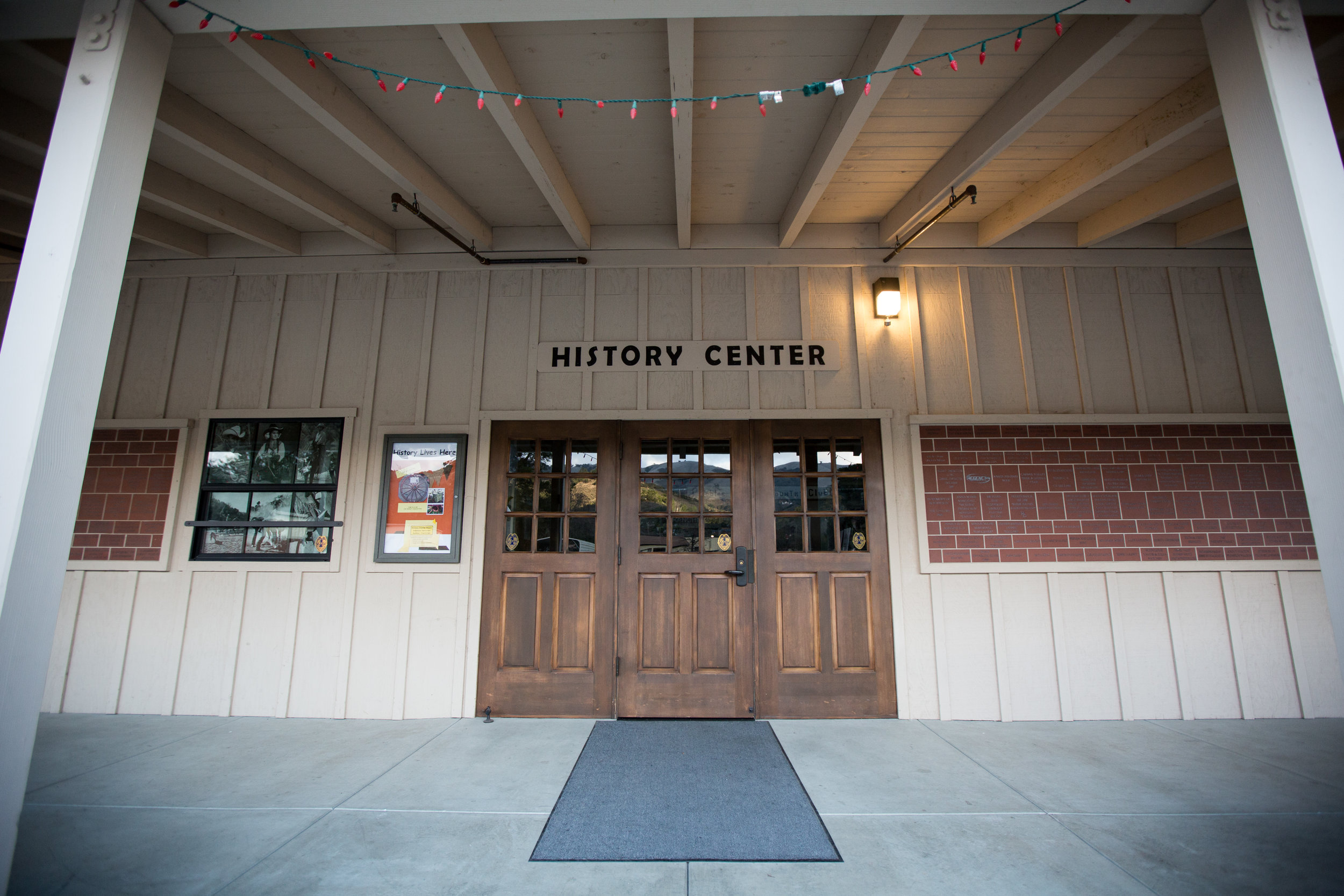 Carmel Valley History Center - Preserving and promoting the unique history and heritage of Carmel Valley for current and future generations.