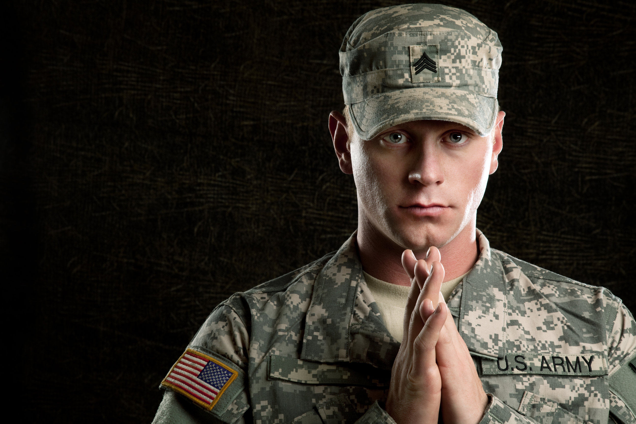 Heroes soldier almost praying.jpg