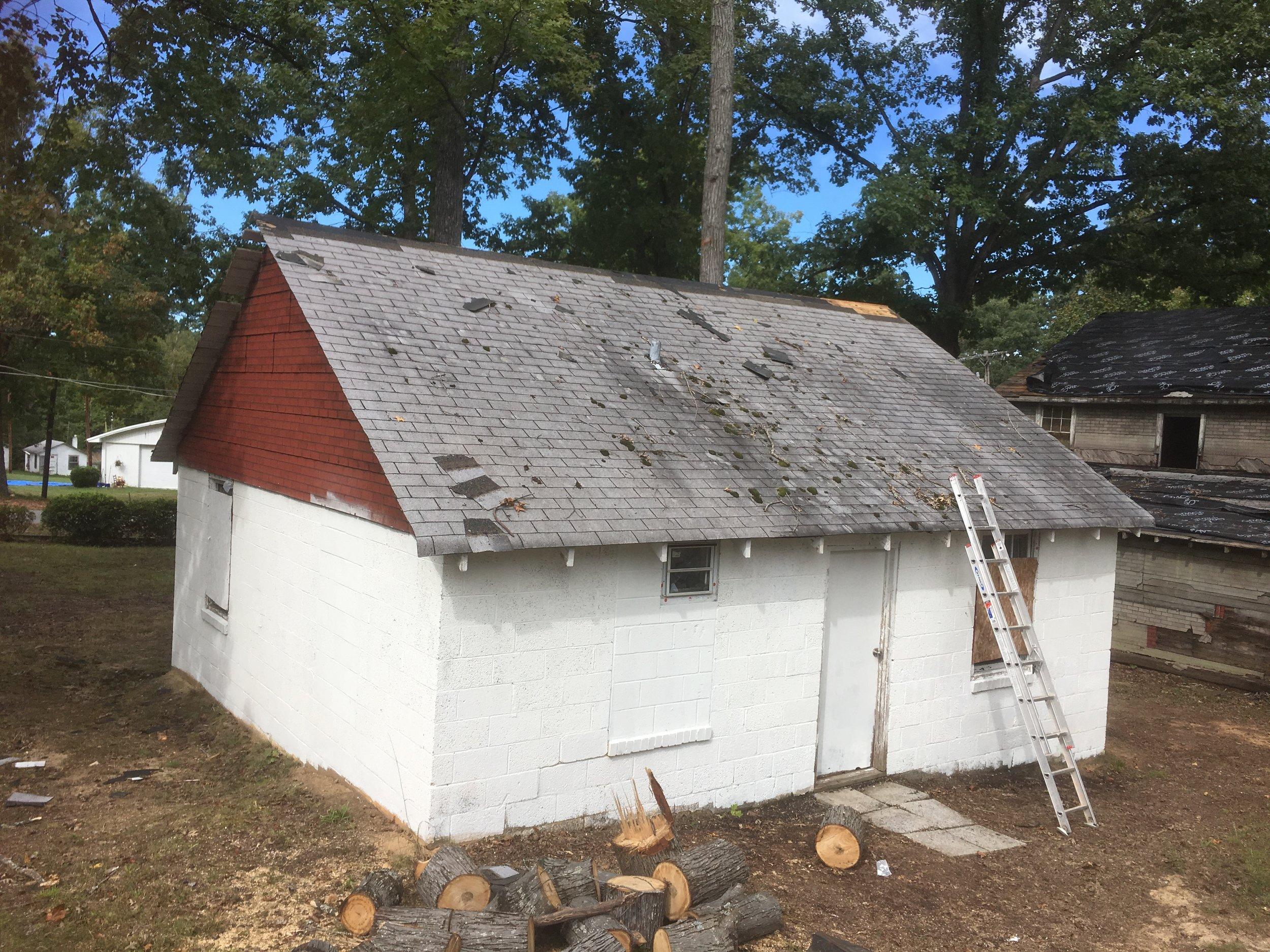 Caretaker Cottage Pre-Construction