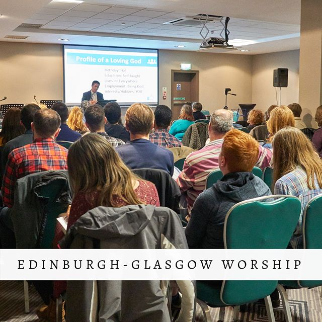 Friends from Glasgow will join us today (1 Sep) for our church service and you are invited to come along, too!  We meet at 11am on the ground floor of the Doubletree Conference Centre on Bread Street.  We also provide a bible class for children in primary school.  #edinburghchurch #edinburghchurchofchrist #regenerate