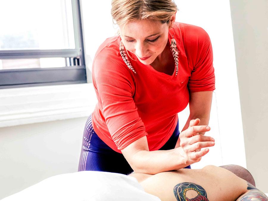 empowered self massage