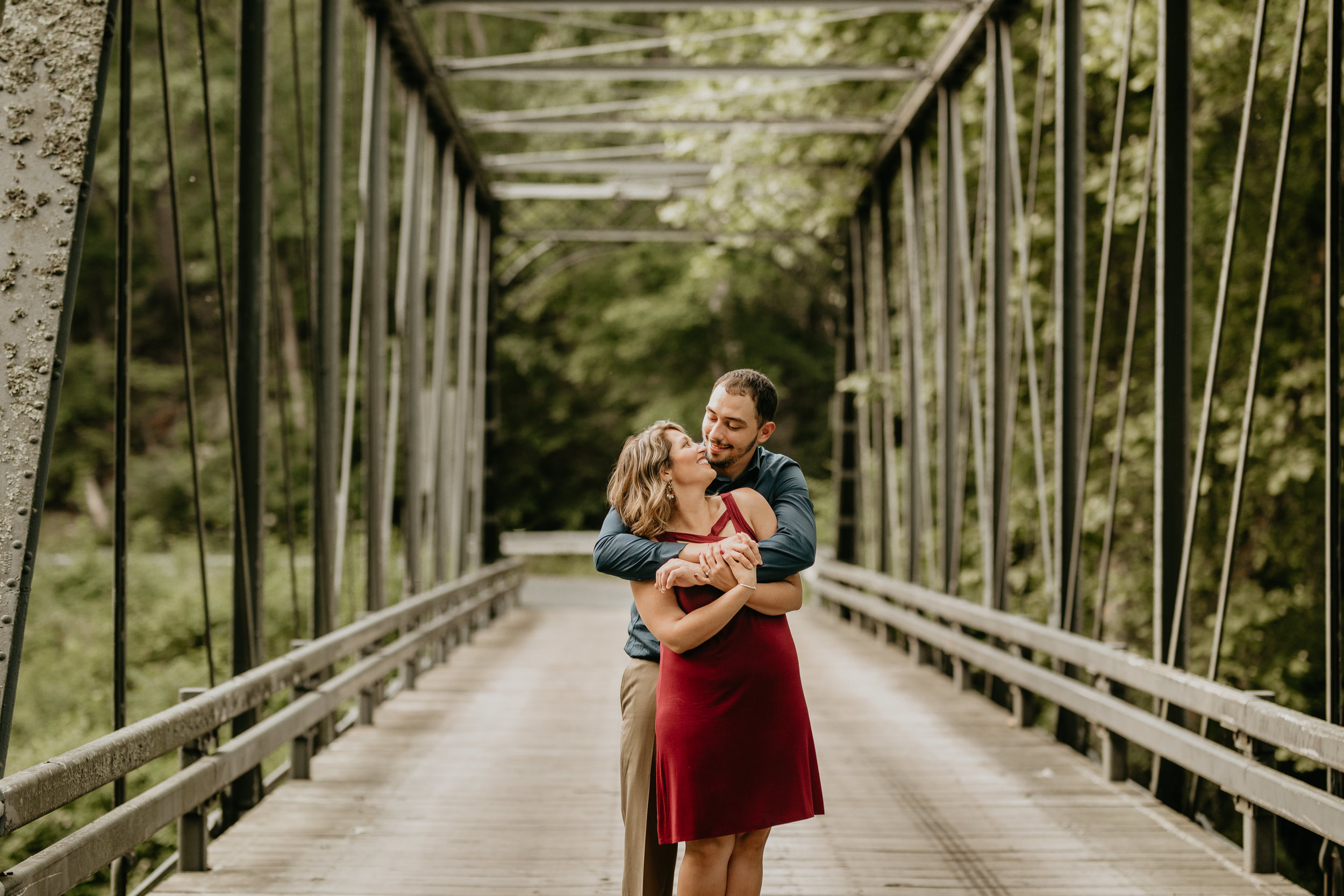 Nicole-Daacke-Photography-rock-state-park-overlook-king-queen-seat-maryland-hiking-adventure-engagement-session-photos-portraits-summer-bel-air-dog-engagement-session-11.jpg