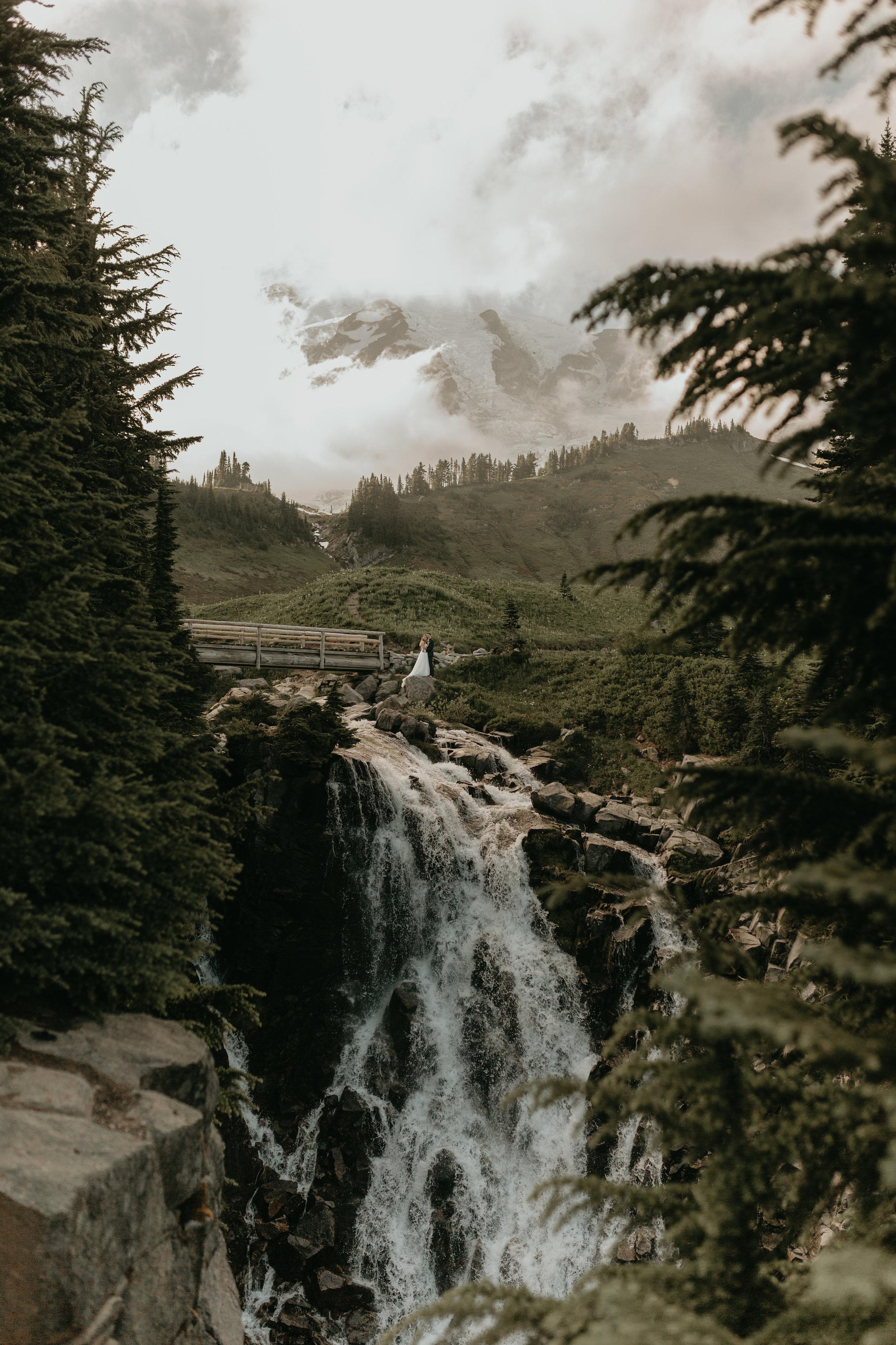 Nicole-Daacke-Photography-Mt-Rainier-elopement-photographer-washington-mountain-epic-wedding-photography-wildflowers-at-rainier-pine-tree-cloudy-summer-day-at-mountain-rainier-20.jpg