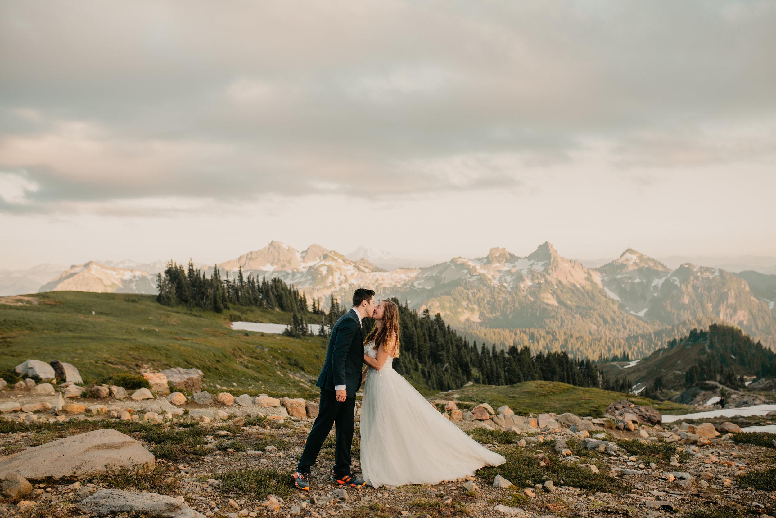 Nicole-Daacke-Photography-Mt-Rainier-elopement-photographer-washington-mountain-epic-wedding-photography-wildflowers-at-rainier-pine-tree-cloudy-summer-day-at-mountain-rainier-44.jpg