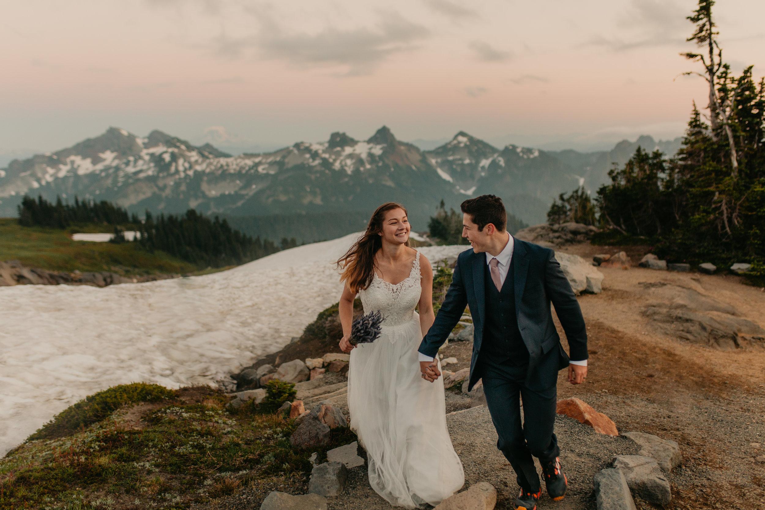 Nicole-Daacke-Photography-Mt-Rainier-elopement-photographer-washington-mountain-epic-wedding-photography-wildflowers-at-rainier-pine-tree-cloudy-summer-day-at-mountain-rainier-70.jpg