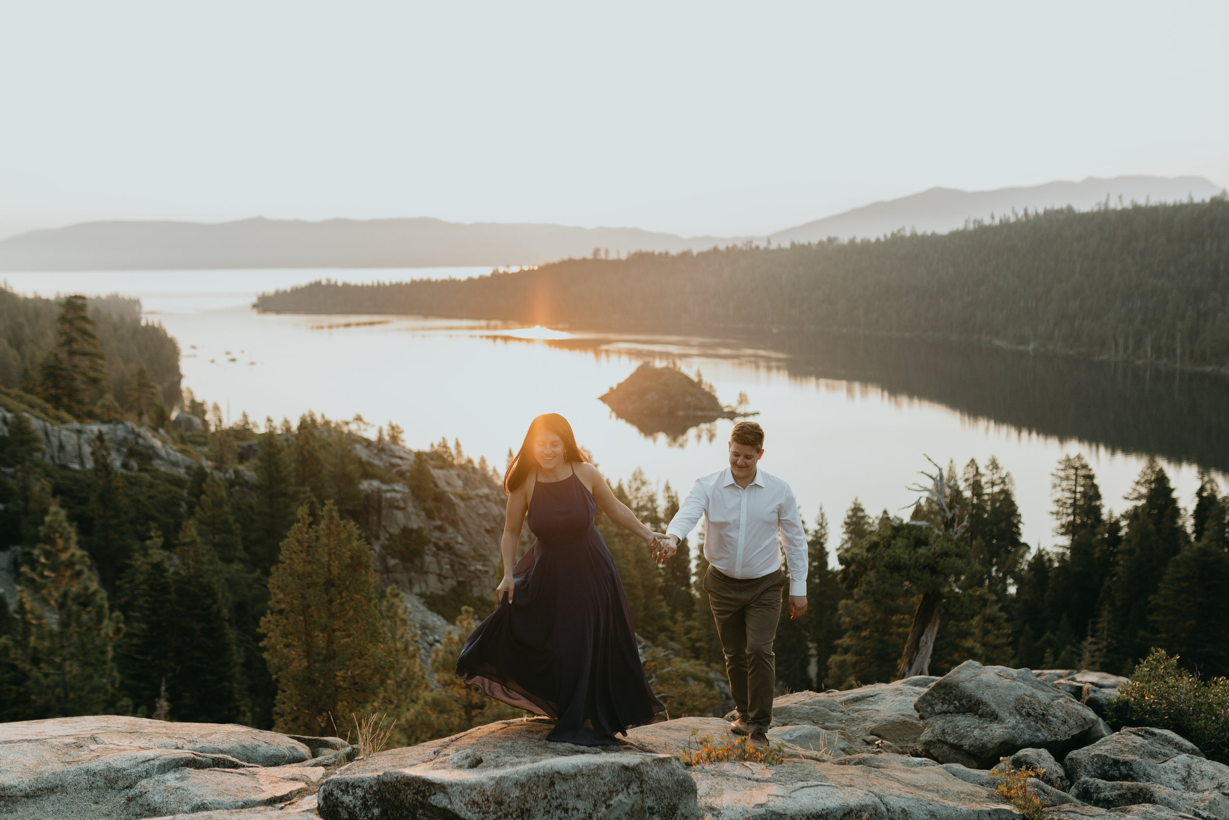 nicole-daacke-photography-lake-tahoe-sunrise-summer-adventure-engagement-photos-nevada-wedding-elopement-photographer-golden-emerald-bay-light-pine-trees-summer-vibe-fun-carefree-authentic-love-19.jpg
