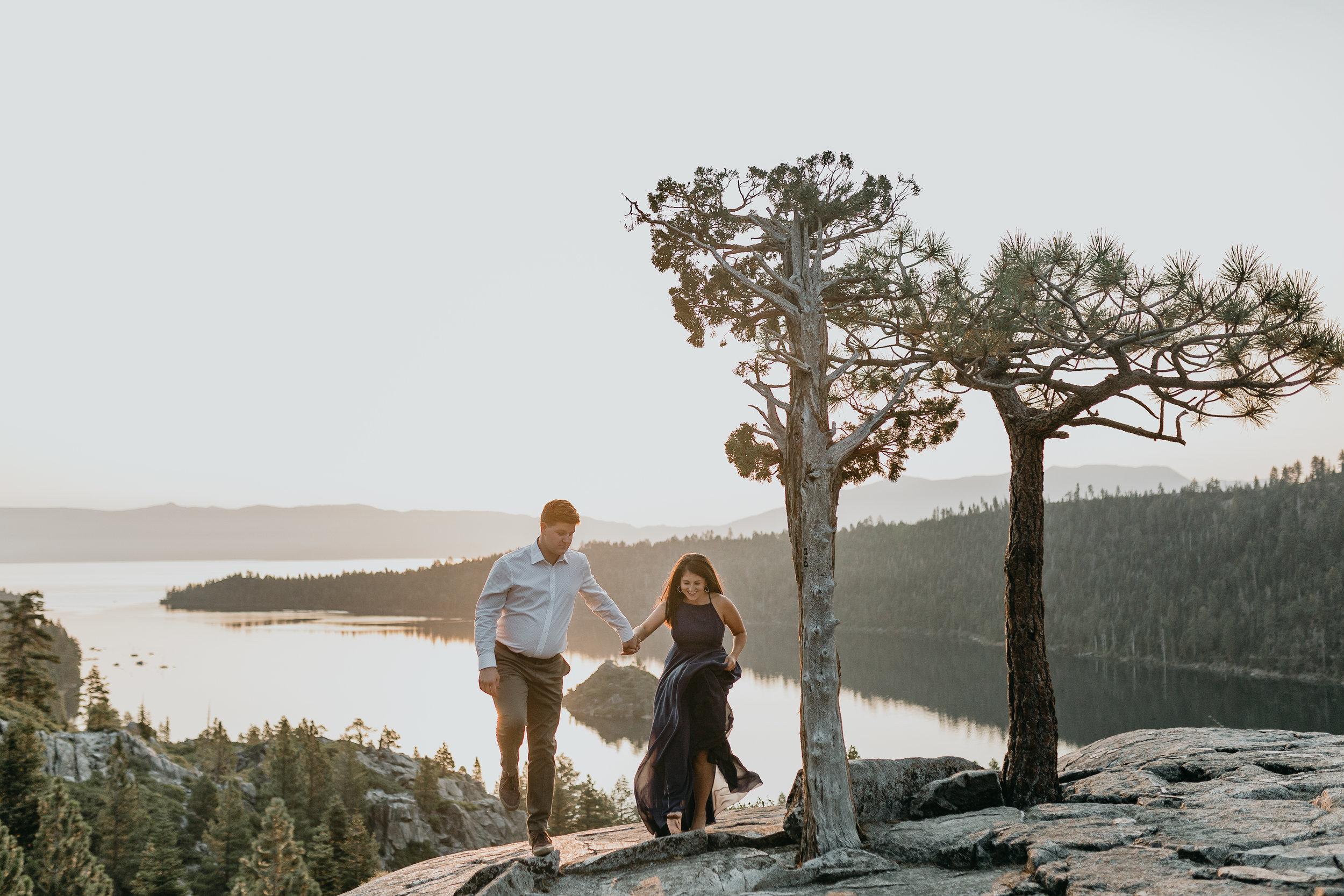 nicole-daacke-photography-lake-tahoe-sunrise-summer-adventure-engagement-photos-nevada-wedding-elopement-photographer-golden-emerald-bay-light-pine-trees-summer-vibe-fun-carefree-authentic-love-23.jpg