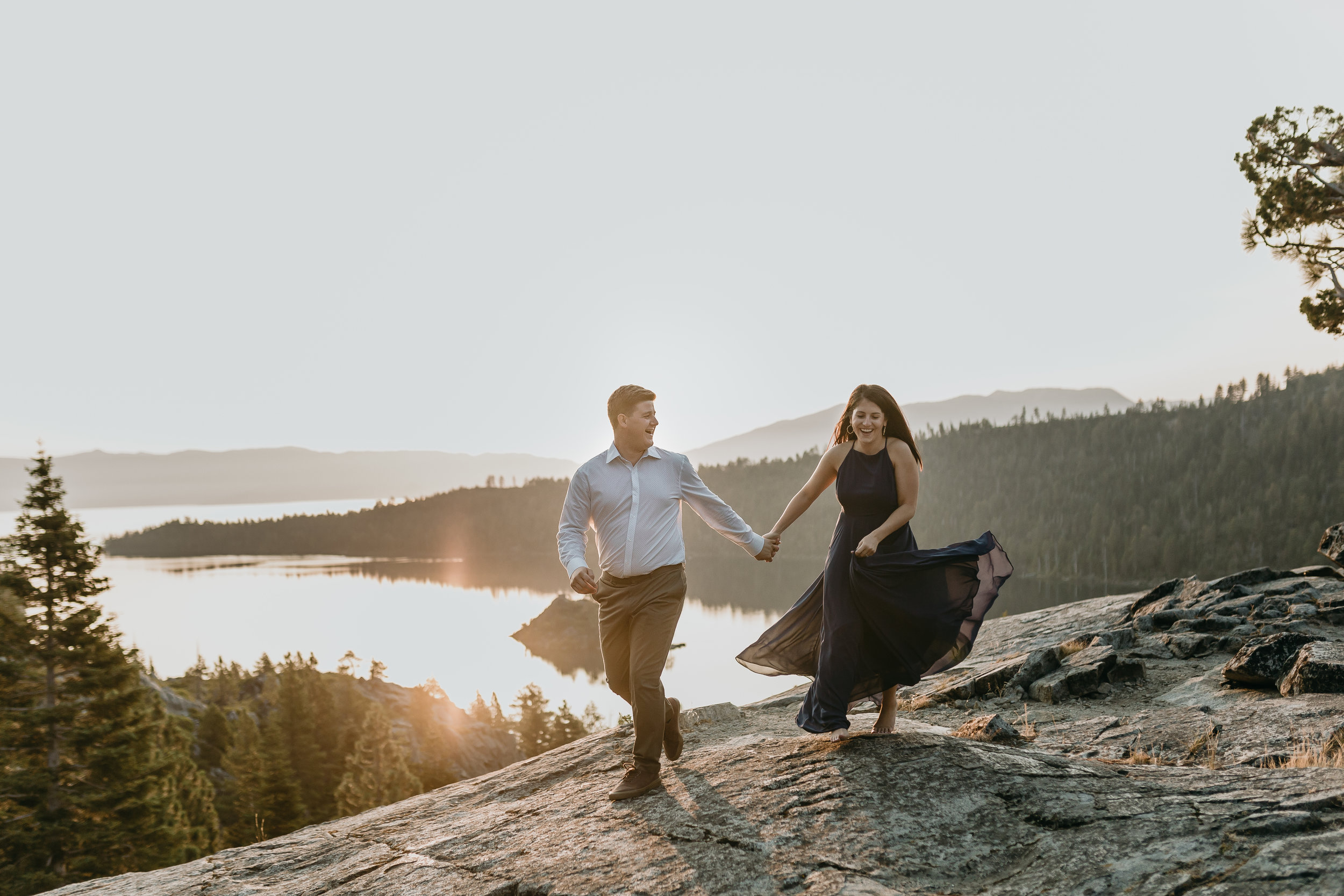 nicole-daacke-photography-lake-tahoe-sunrise-summer-adventure-engagement-photos-nevada-wedding-elopement-photographer-golden-emerald-bay-light-pine-trees-summer-vibe-fun-carefree-authentic-love-24.jpg