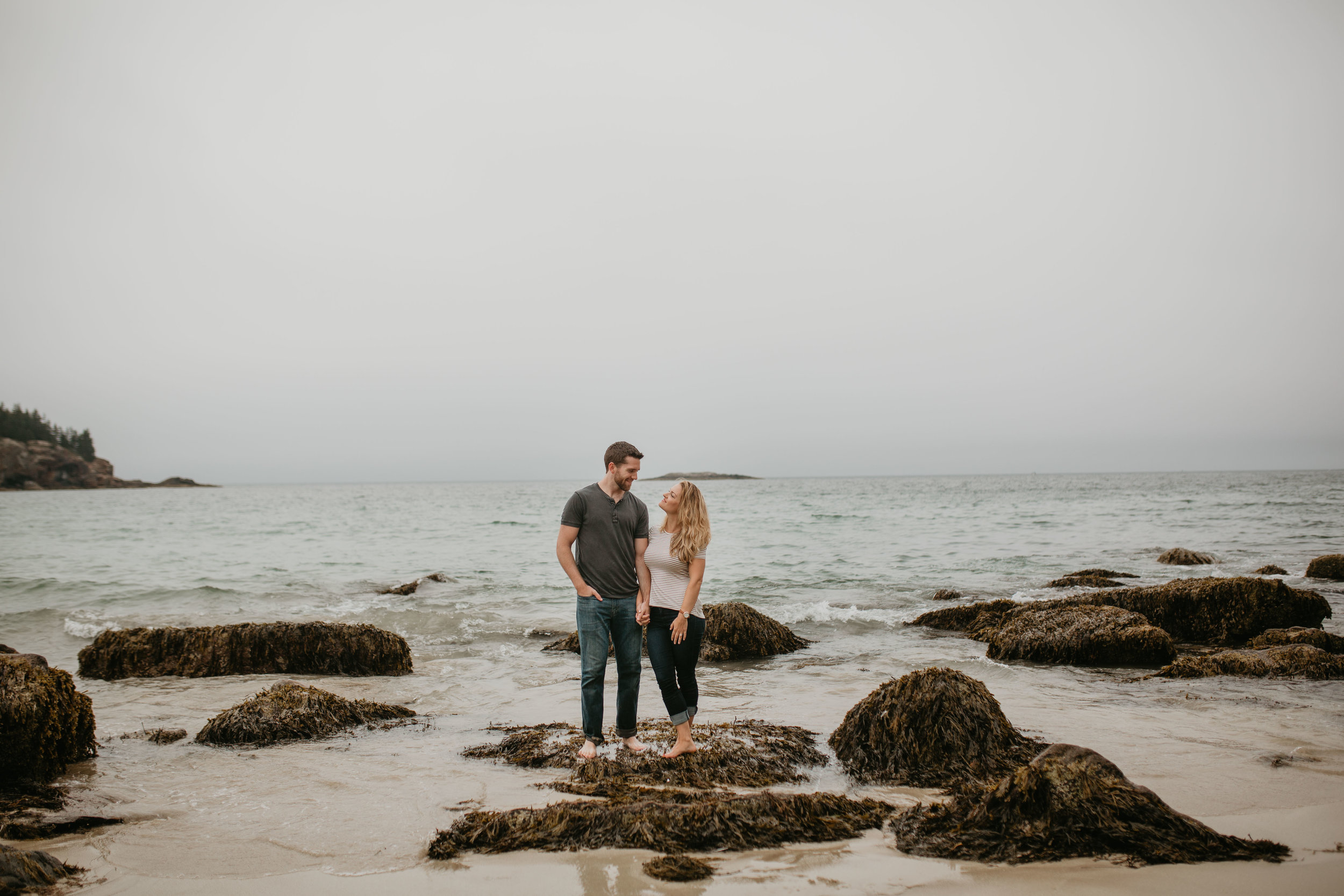 nicole-daacke-photography-acadia-national-park-adventurous-engagement-session-photos-otter-cliffs-forests-coastline-sand-beach-adventure-session-bar-harbor-mt-desert-island-elopement-fall-bass-harbor-lighthouse-wedding-maine-landscape-photographer-17.jpg