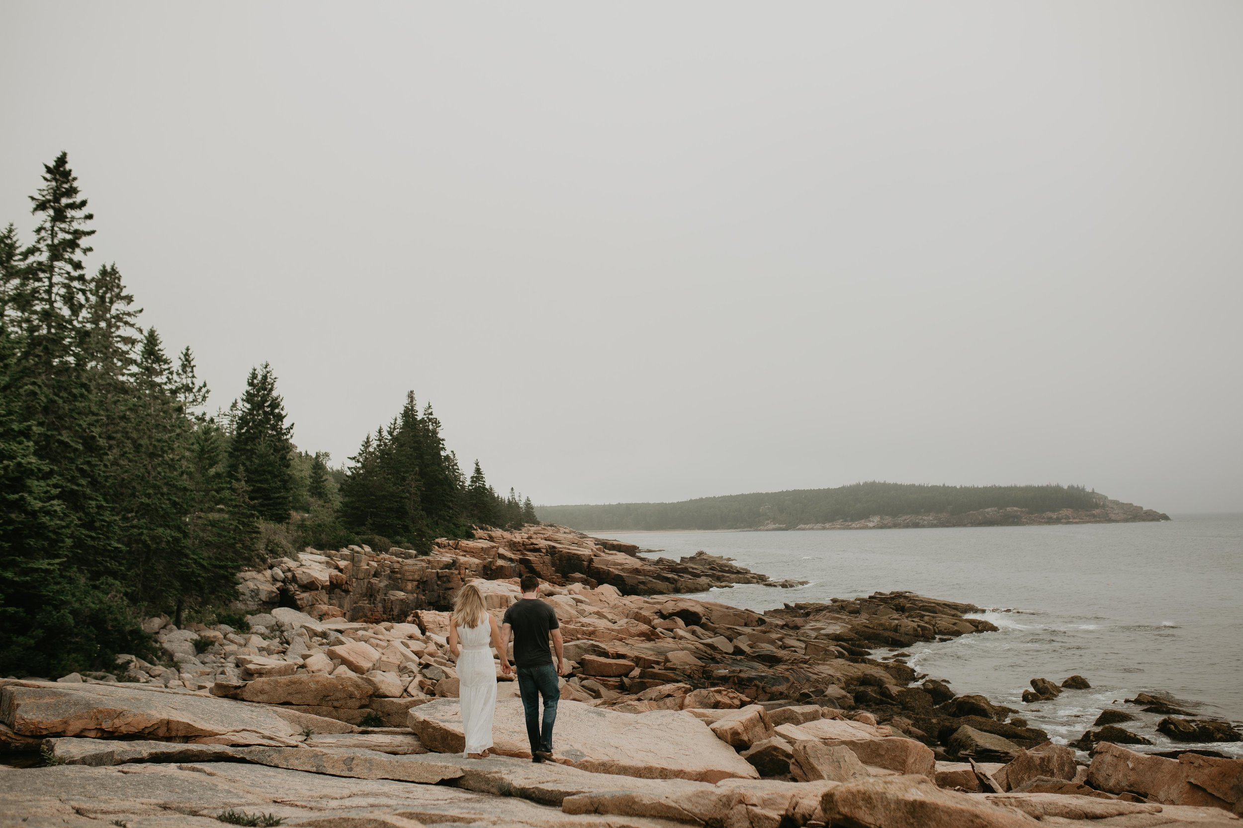 nicole-daacke-photography-acadia-national-park-adventurous-engagement-session-photos-otter-cliffs-forests-coastline-sand-beach-adventure-session-bar-harbor-mt-desert-island-elopement-fall-bass-harbor-lighthouse-wedding-maine-landscape-photographer-19.jpg