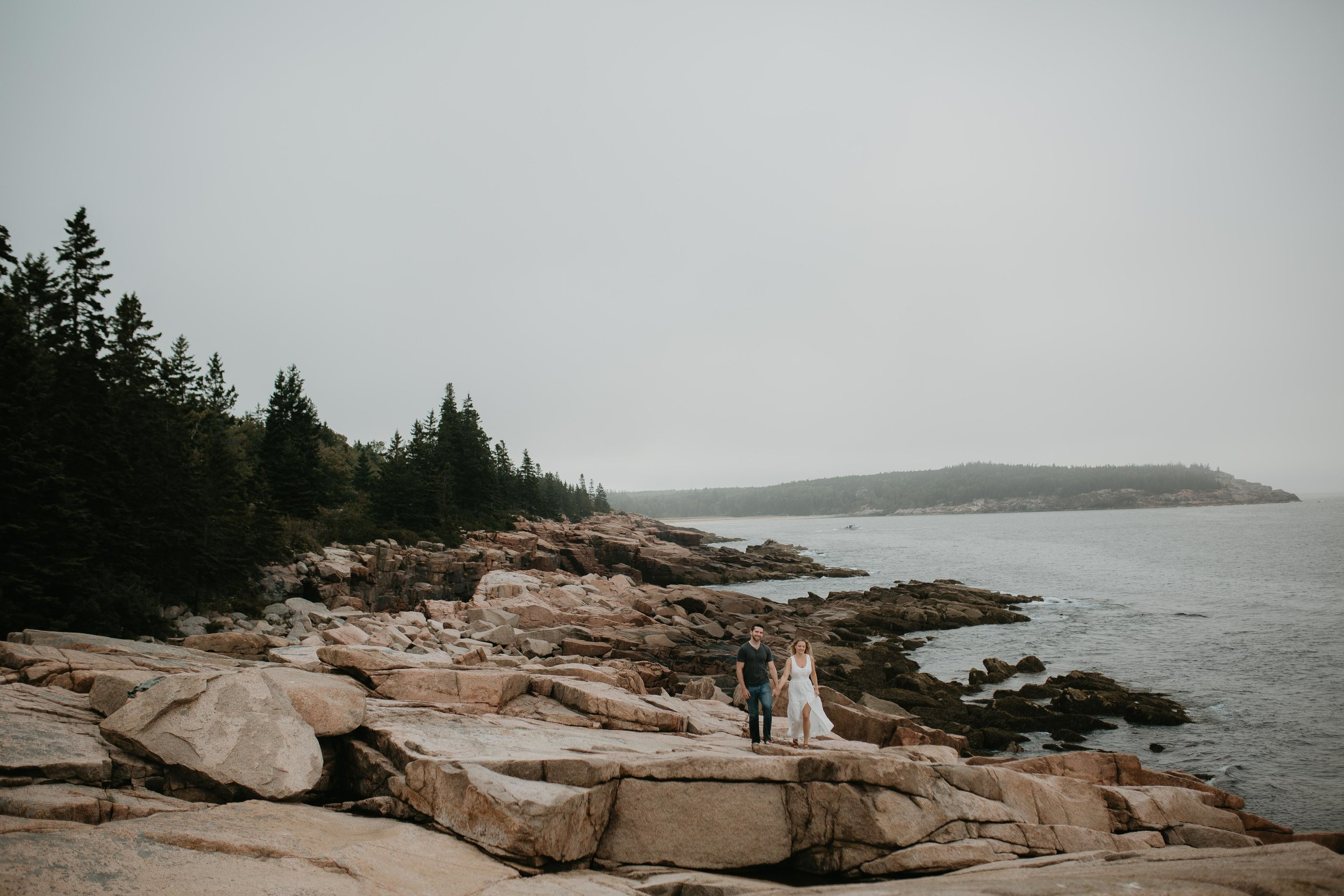 nicole-daacke-photography-acadia-national-park-adventurous-engagement-session-photos-otter-cliffs-forests-coastline-sand-beach-adventure-session-bar-harbor-mt-desert-island-elopement-fall-bass-harbor-lighthouse-wedding-maine-landscape-photographer-31.jpg