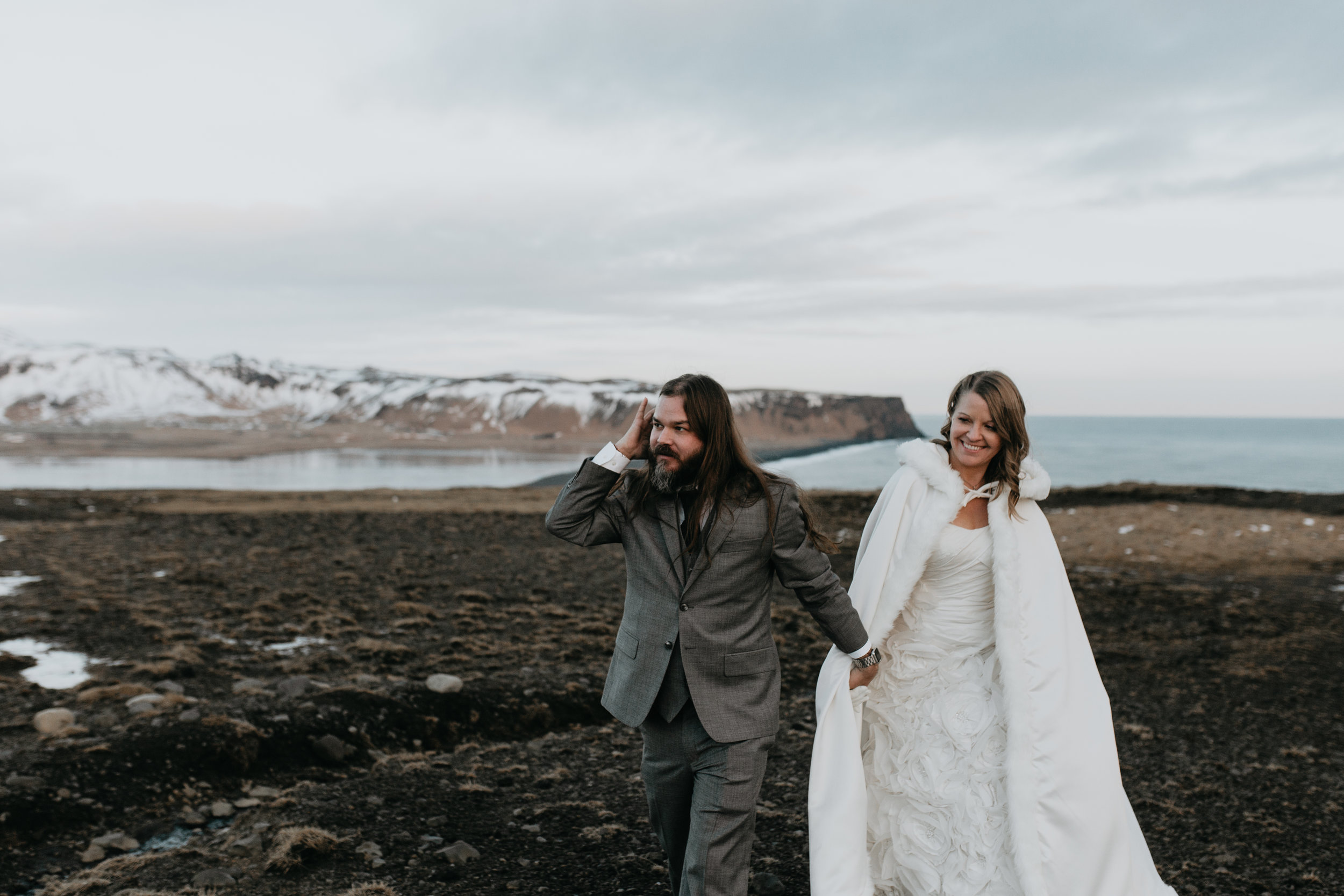 nicole-daacke-photography-iceland-winter-sunset-adventure-elopement-skogafoss-waterfall-black-sand-beach-dyrholaey-vik-iceland-intimate-wedding-black-church-elopement-photographer-35.jpg