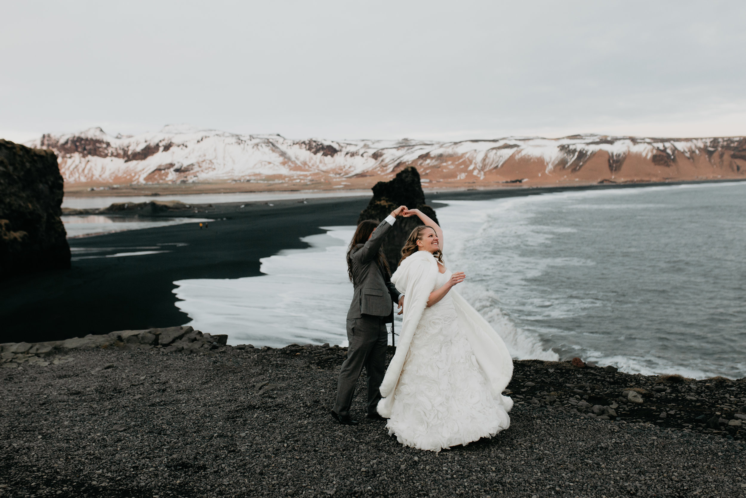 nicole-daacke-photography-iceland-winter-sunset-adventure-elopement-skogafoss-waterfall-black-sand-beach-dyrholaey-vik-iceland-intimate-wedding-black-church-elopement-photographer-50.jpg