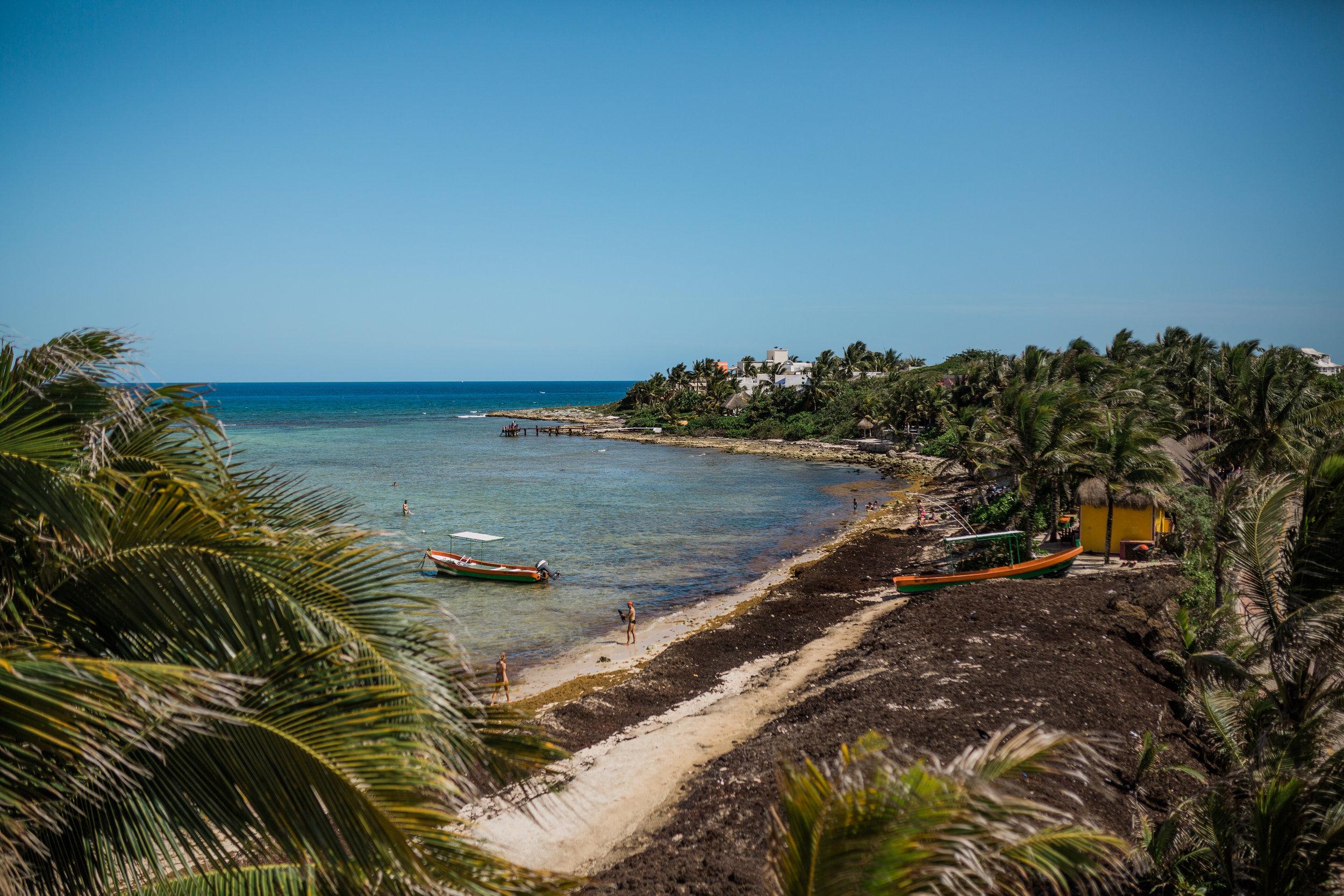 Nicole-Daacke-Photography-beachfront-akumal-destionation-wedding-tulum-mexico-elopement-photographer-destination-wedding-inspiration-sunset-champagne-pop-boho-bride-ocean-tropical-bohemian-tulum-wedding-photos-100.jpg