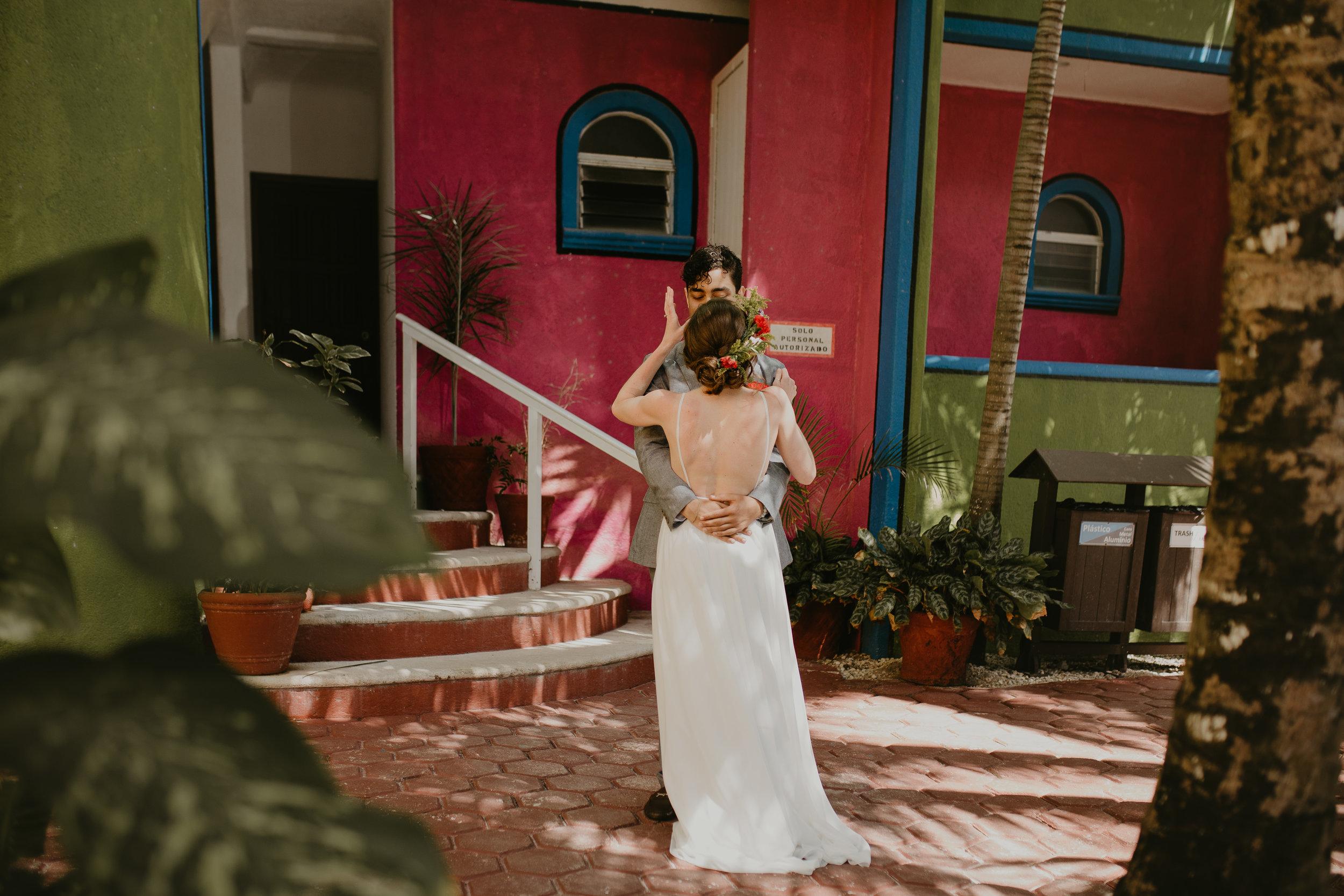 Nicole-Daacke-Photography-beachfront-akumal-destionation-wedding-tulum-mexico-elopement-photographer-destination-wedding-inspiration-sunset-champagne-pop-boho-bride-ocean-tropical-bohemian-tulum-wedding-photos-105.jpg