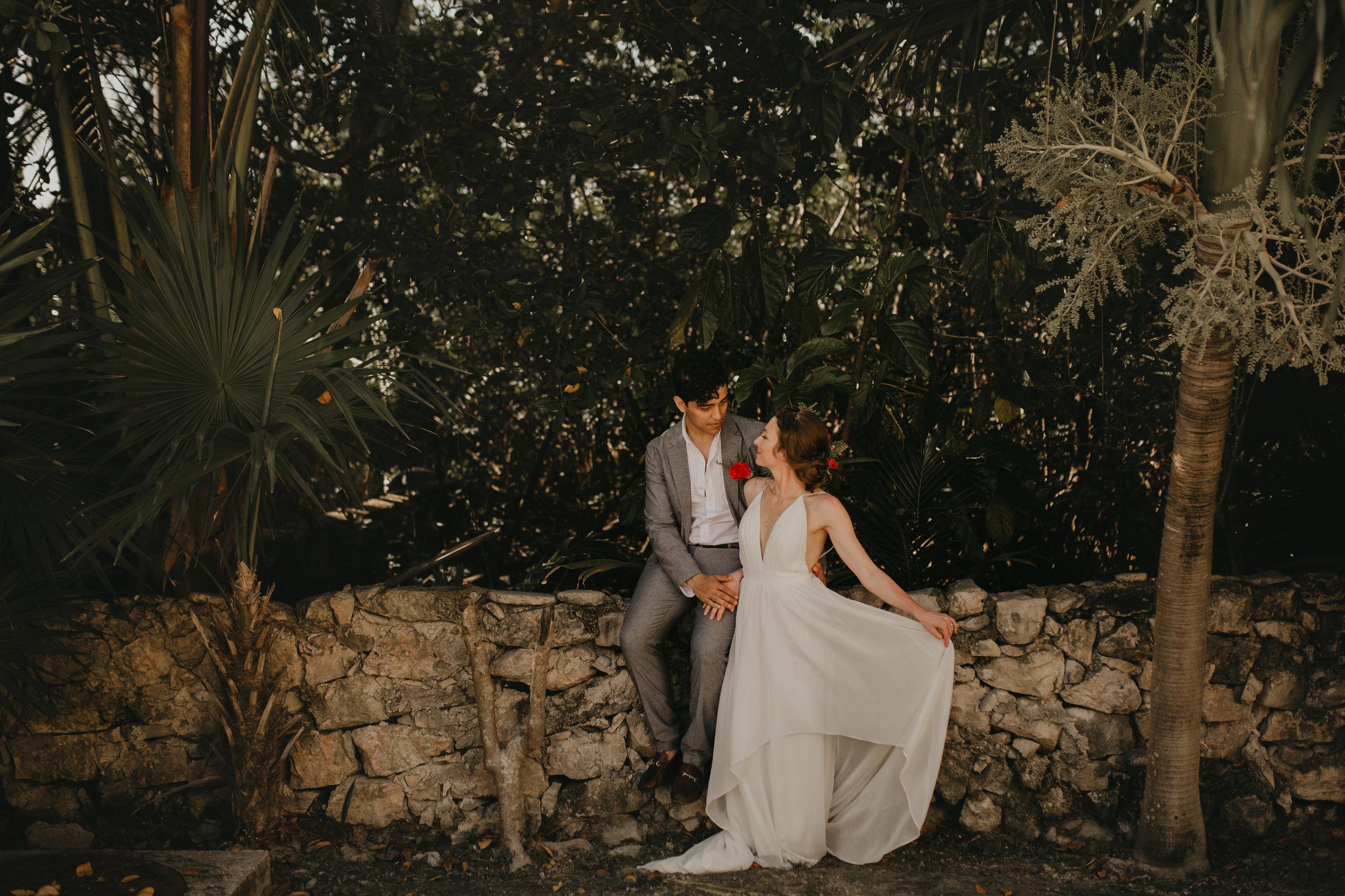 Nicole-Daacke-Photography-beachfront-akumal-destionation-wedding-tulum-mexico-elopement-photographer-destination-wedding-inspiration-sunset-champagne-pop-boho-bride-ocean-tropical-bohemian-tulum-wedding-photos-131.jpg