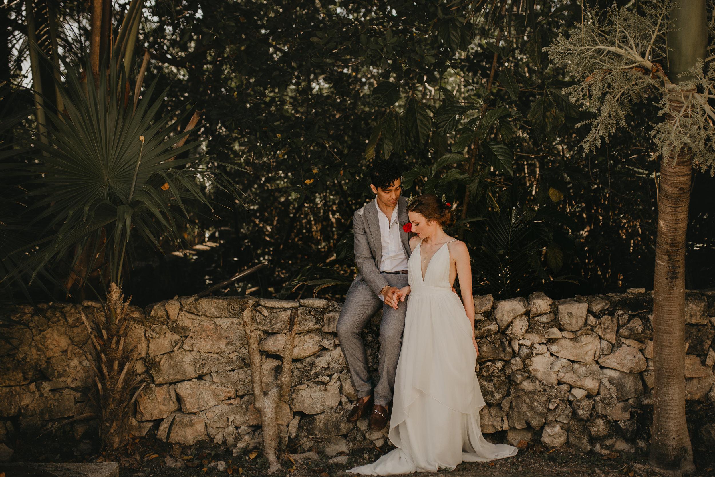 Nicole-Daacke-Photography-beachfront-akumal-destionation-wedding-tulum-mexico-elopement-photographer-destination-wedding-inspiration-sunset-champagne-pop-boho-bride-ocean-tropical-bohemian-tulum-wedding-photos-132.jpg
