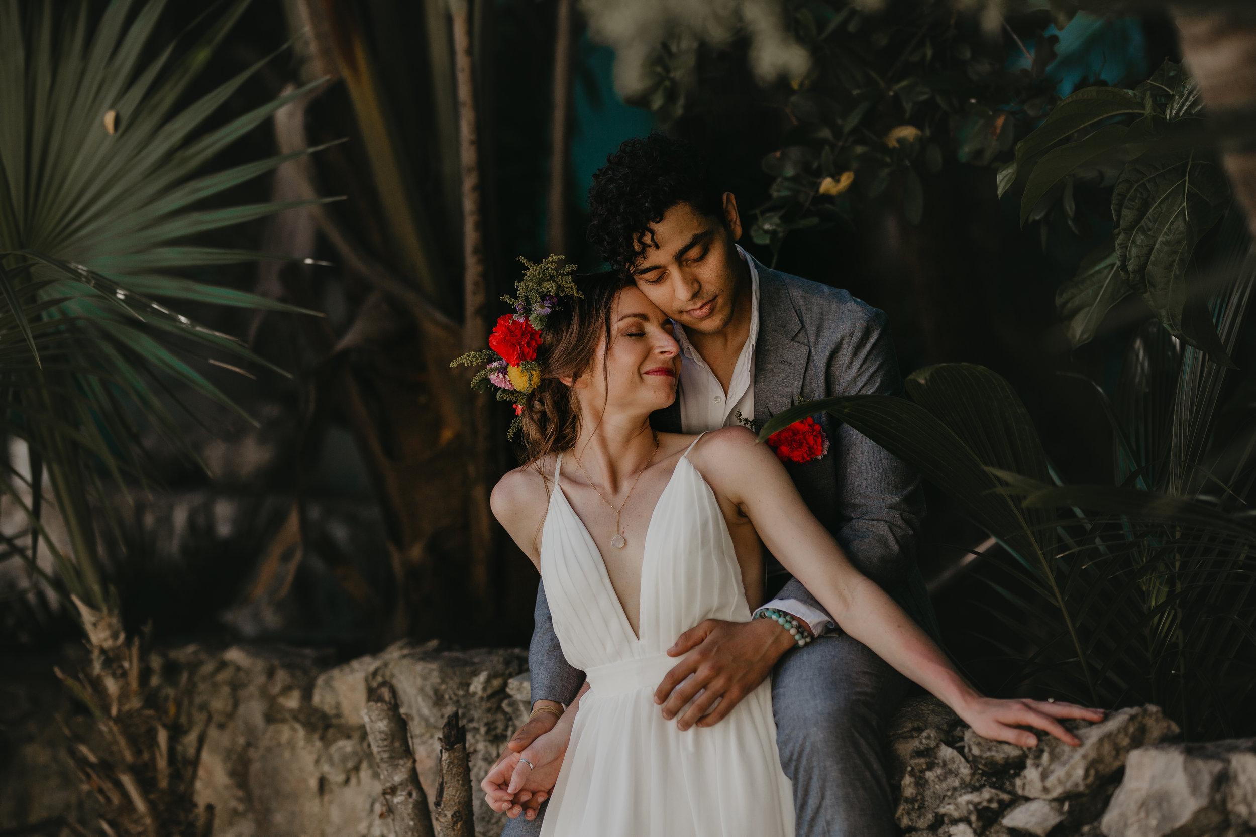 Nicole-Daacke-Photography-beachfront-akumal-destionation-wedding-tulum-mexico-elopement-photographer-destination-wedding-inspiration-sunset-champagne-pop-boho-bride-ocean-tropical-bohemian-tulum-wedding-photos-135.jpg