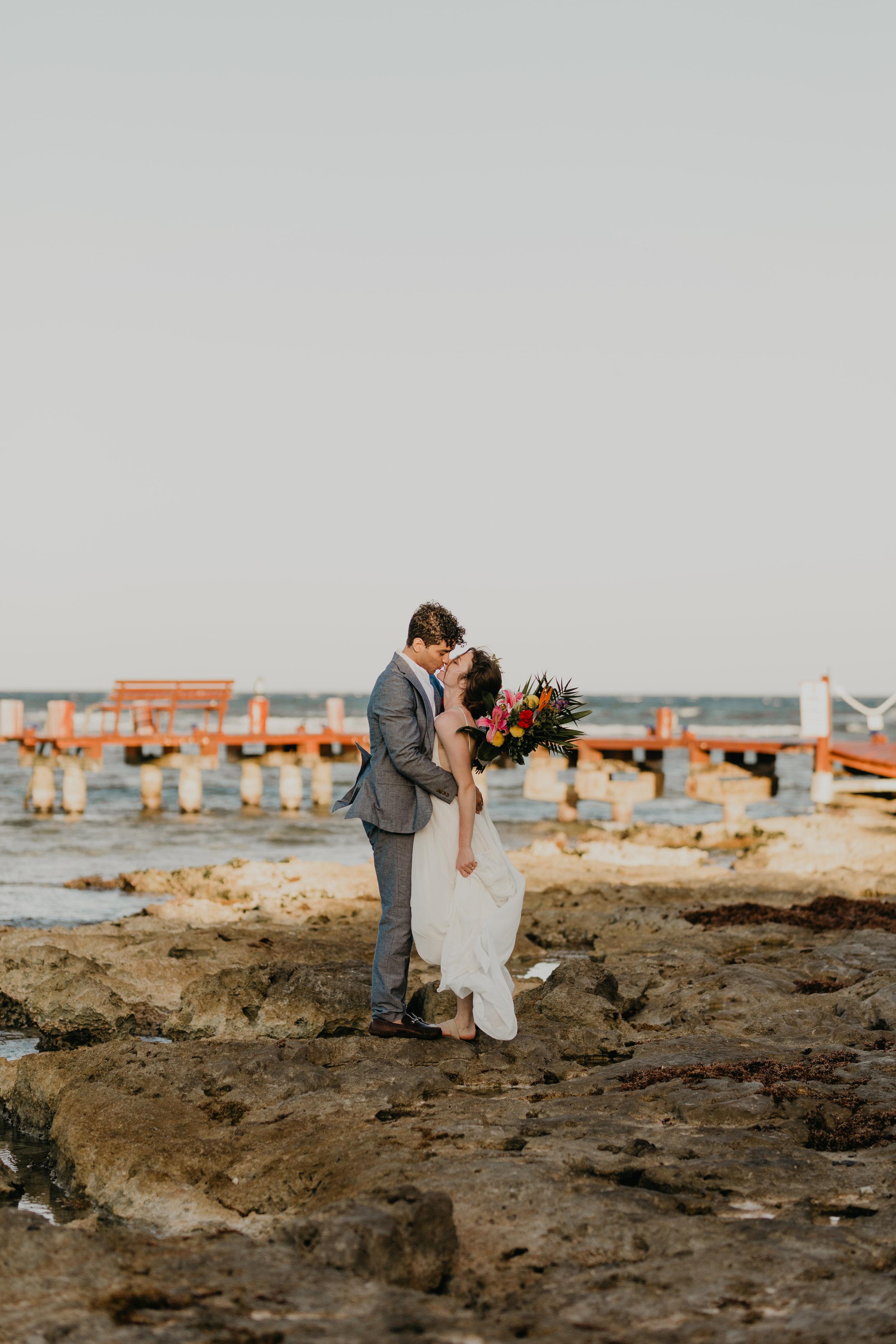 Nicole-Daacke-Photography-beachfront-akumal-destionation-wedding-tulum-mexico-elopement-photographer-destination-wedding-inspiration-sunset-champagne-pop-boho-bride-ocean-tropical-bohemian-tulum-wedding-photos-181.jpg