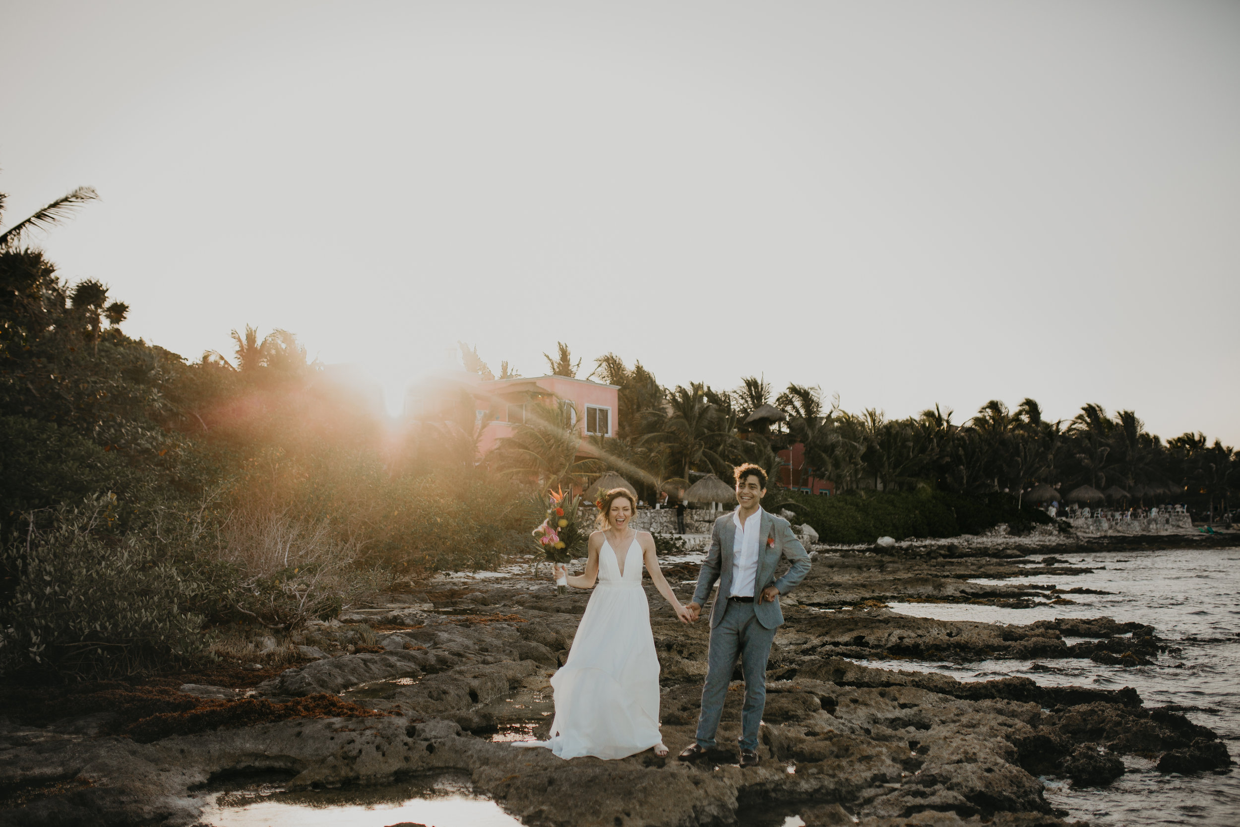 Nicole-Daacke-Photography-beachfront-akumal-destionation-wedding-tulum-mexico-elopement-photographer-destination-wedding-inspiration-sunset-champagne-pop-boho-bride-ocean-tropical-bohemian-tulum-wedding-photos-187.jpg