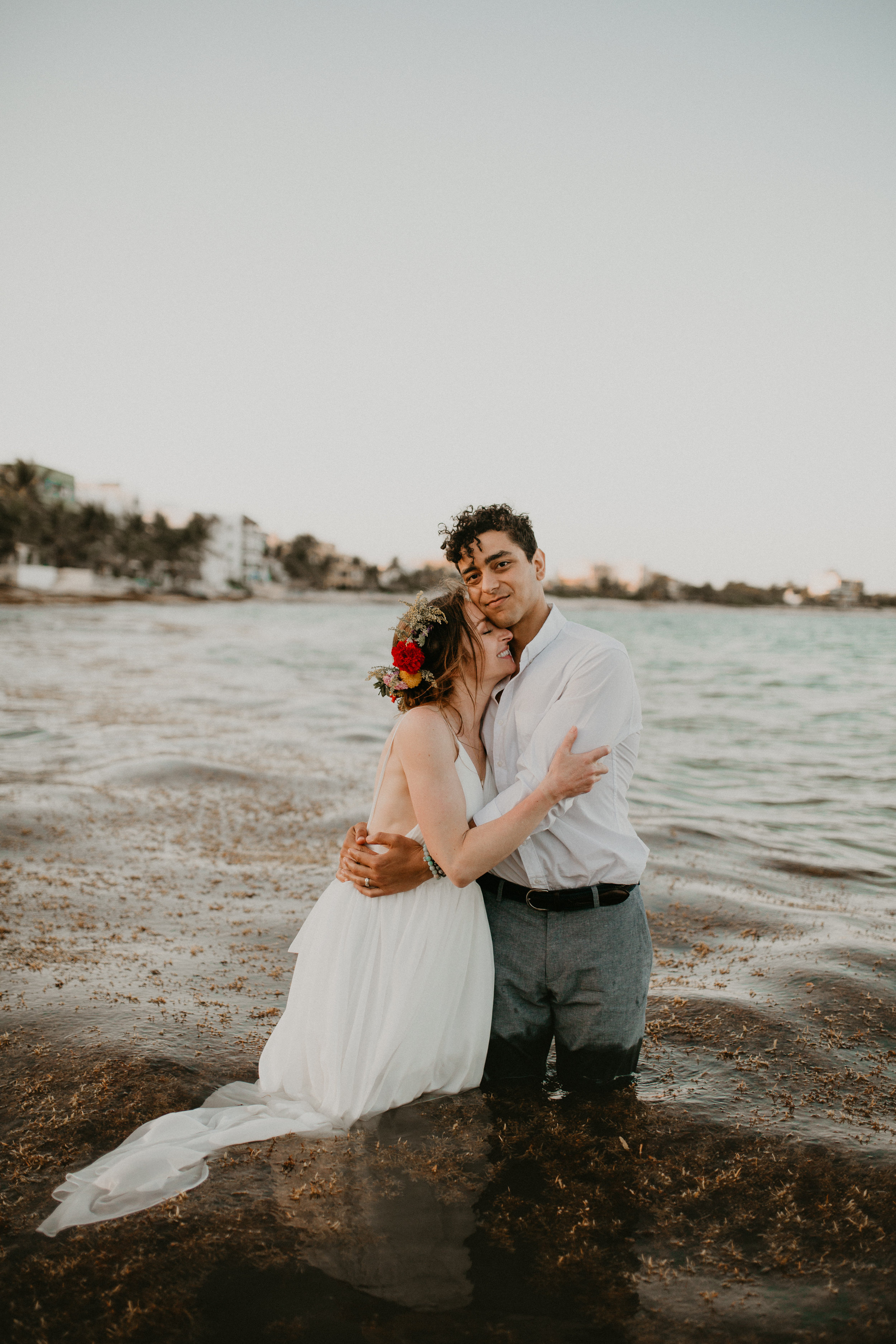 Nicole-Daacke-Photography-beachfront-akumal-destionation-wedding-tulum-mexico-elopement-photographer-destination-wedding-inspiration-sunset-champagne-pop-boho-bride-ocean-tropical-bohemian-tulum-wedding-photos-198.jpg