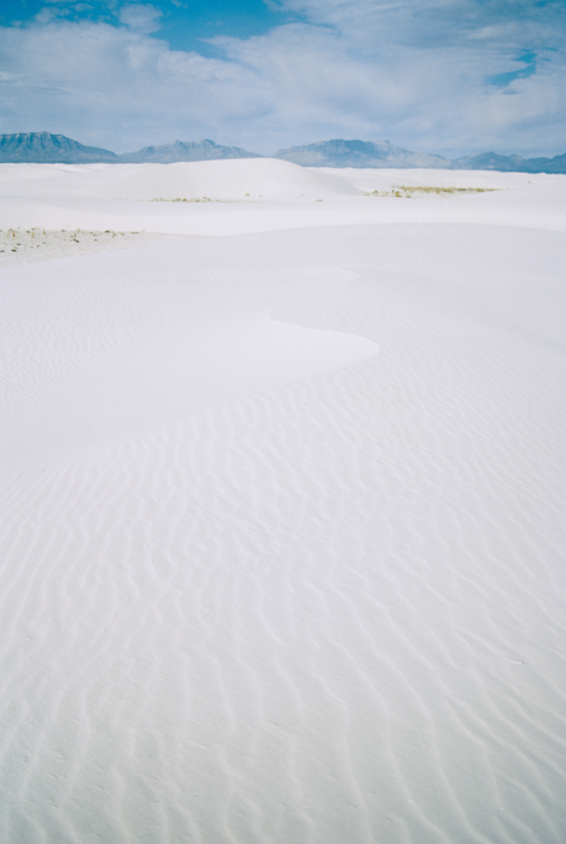 White Sands National Monument // Laura Goldenberger