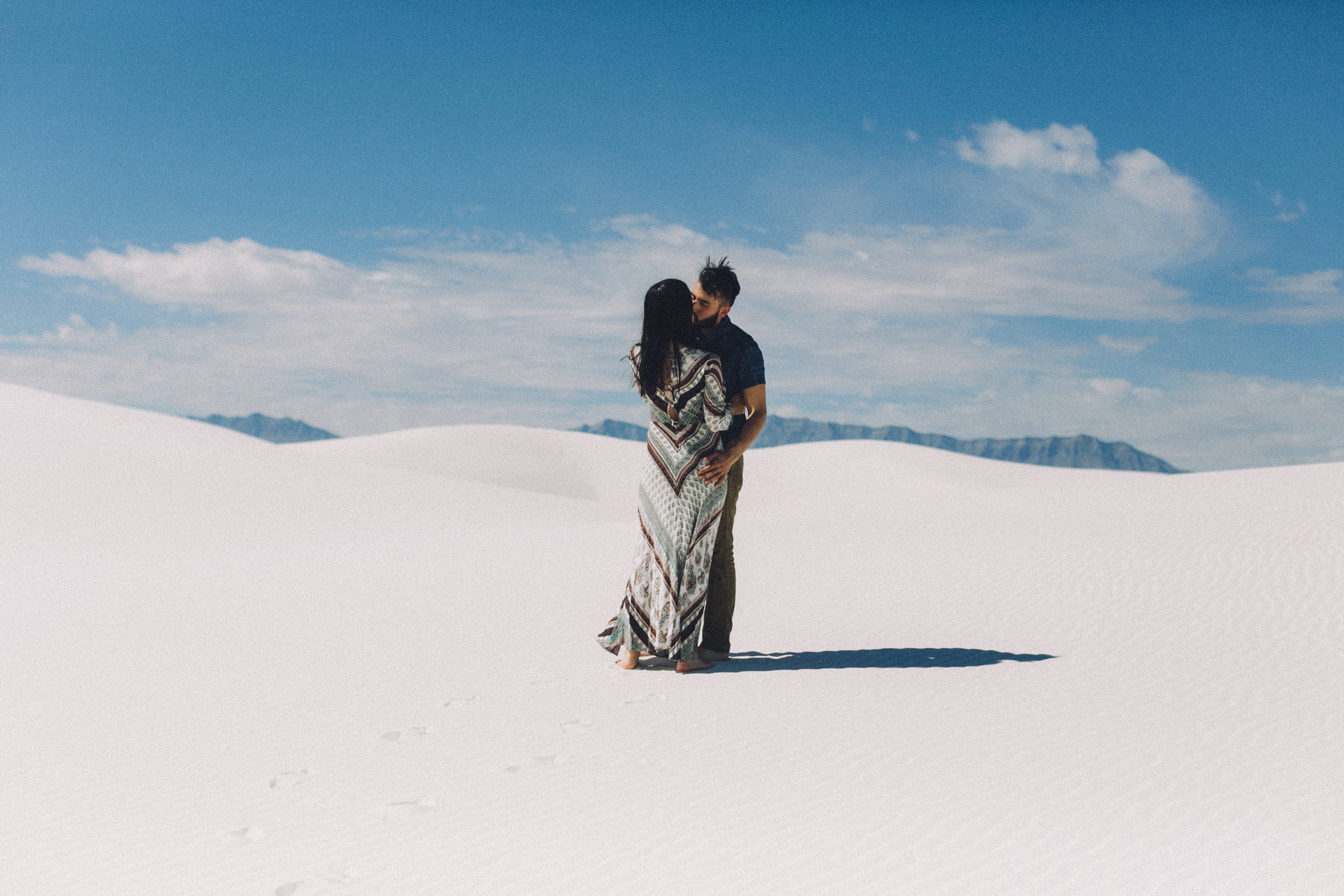 White Sands New Mexico // Laura Goldenberger