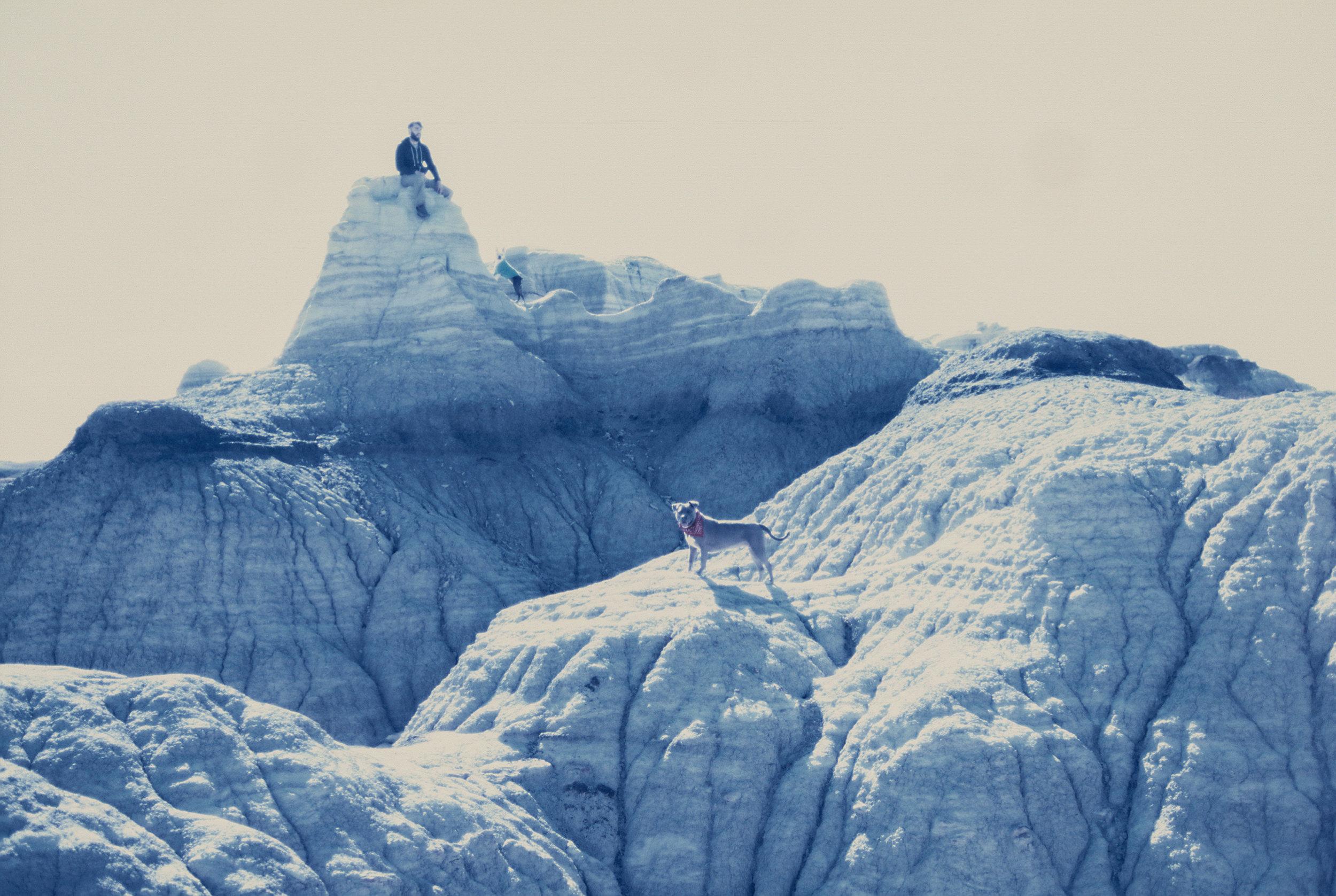 Bisti Badlands // Laura Goldenberger