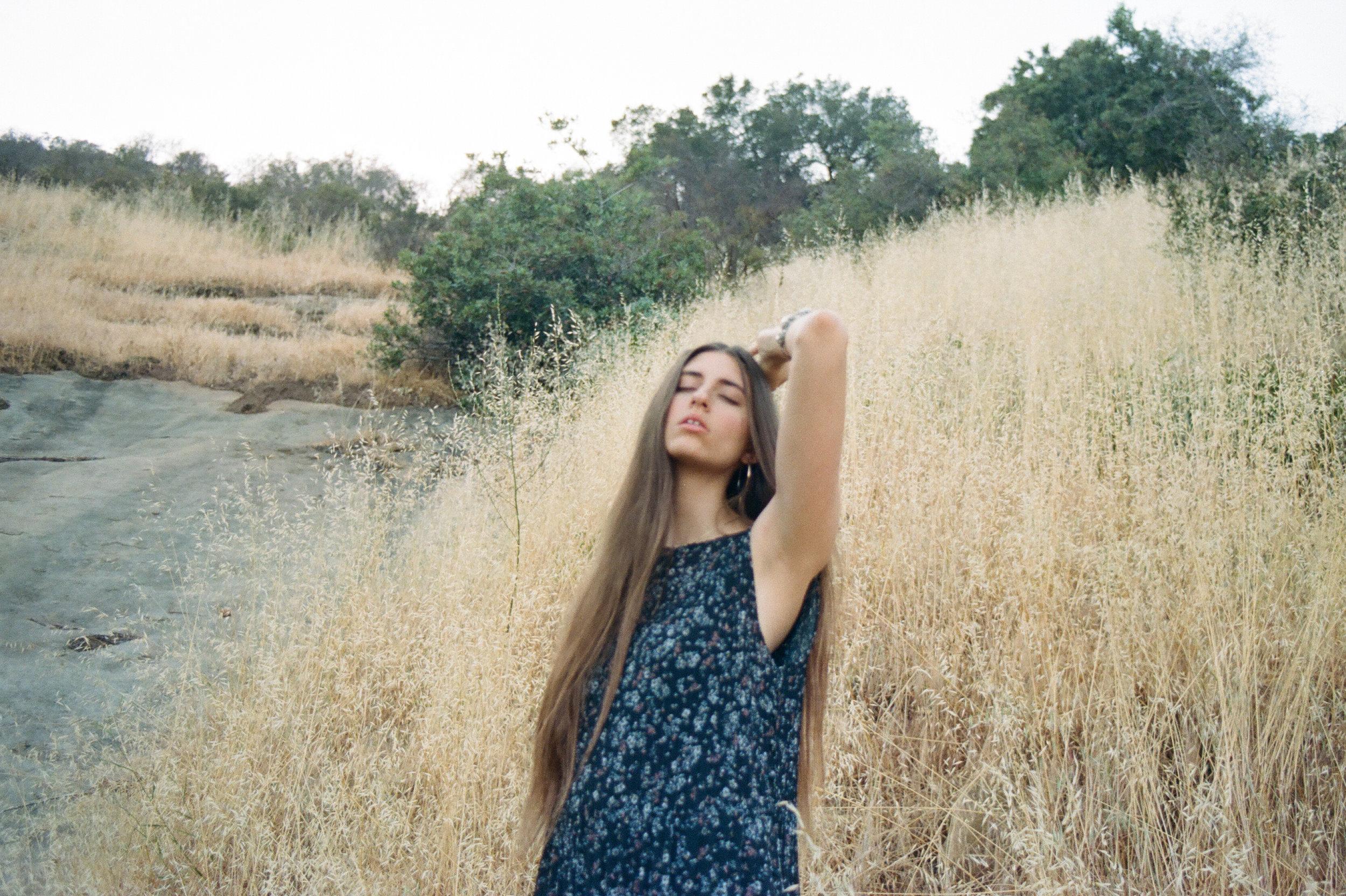 Topanga Canyon Fashion Shoot // Laura Goldenberger