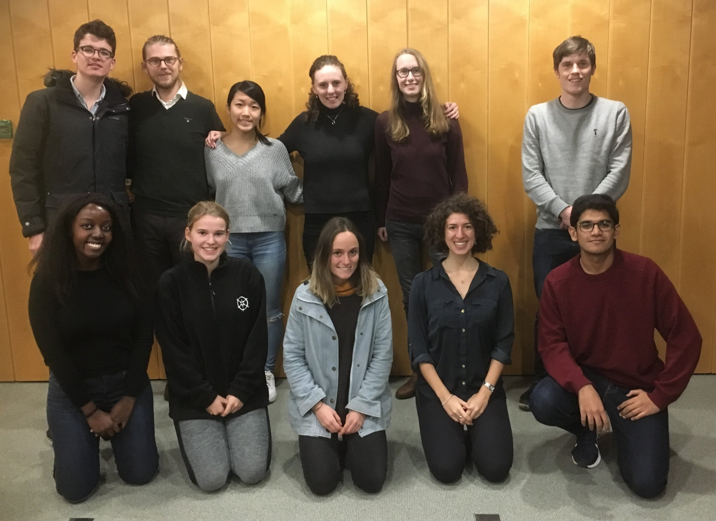 We are excited to introduce our new 2018 committee for Kite Oxford! This year, we have increased in numbers and grown from 8 to 14 members. An exciting year lies ahead: In addition to our project 'Giving Jiggers the Boot', we will start piloting our student mentorship scheme in January! We are especially looking forward to continuing our close work with our partner committee in Nairobi on our current and new projects and will visit them in the upcoming months.