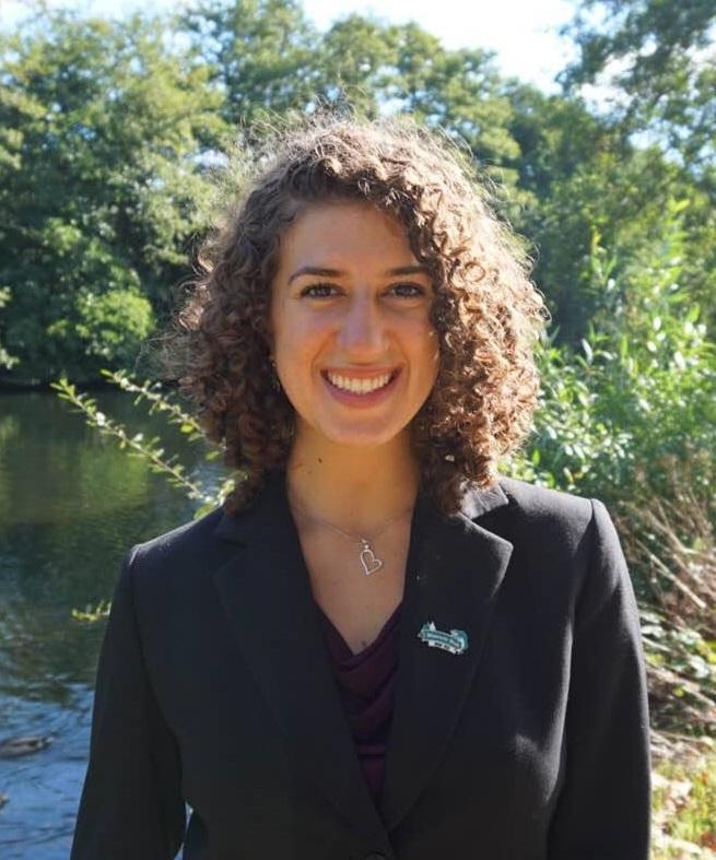 Camille Gosset  Entrepreneurship Director
