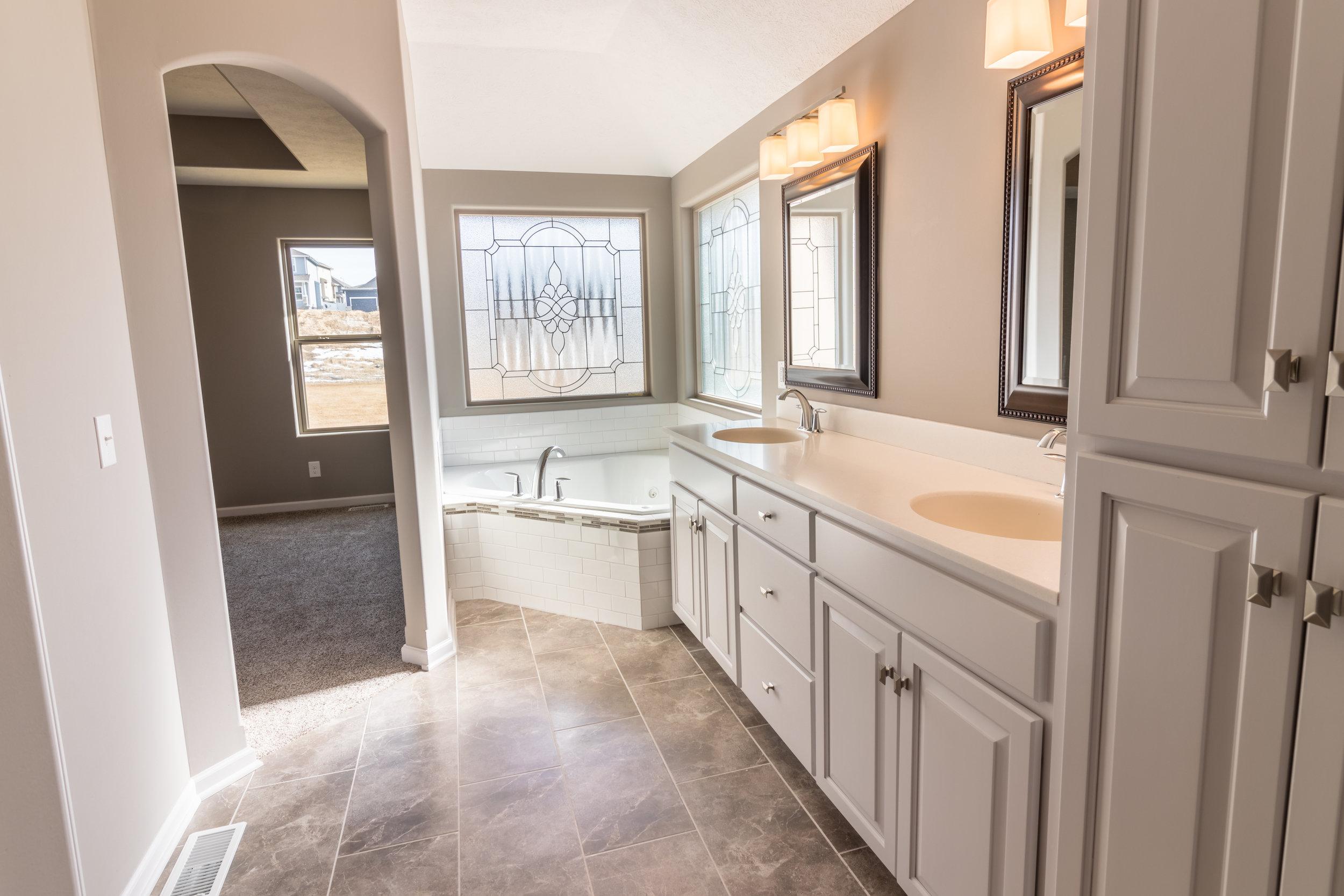 Dreamscape Home Bathroom in Remington Ridge