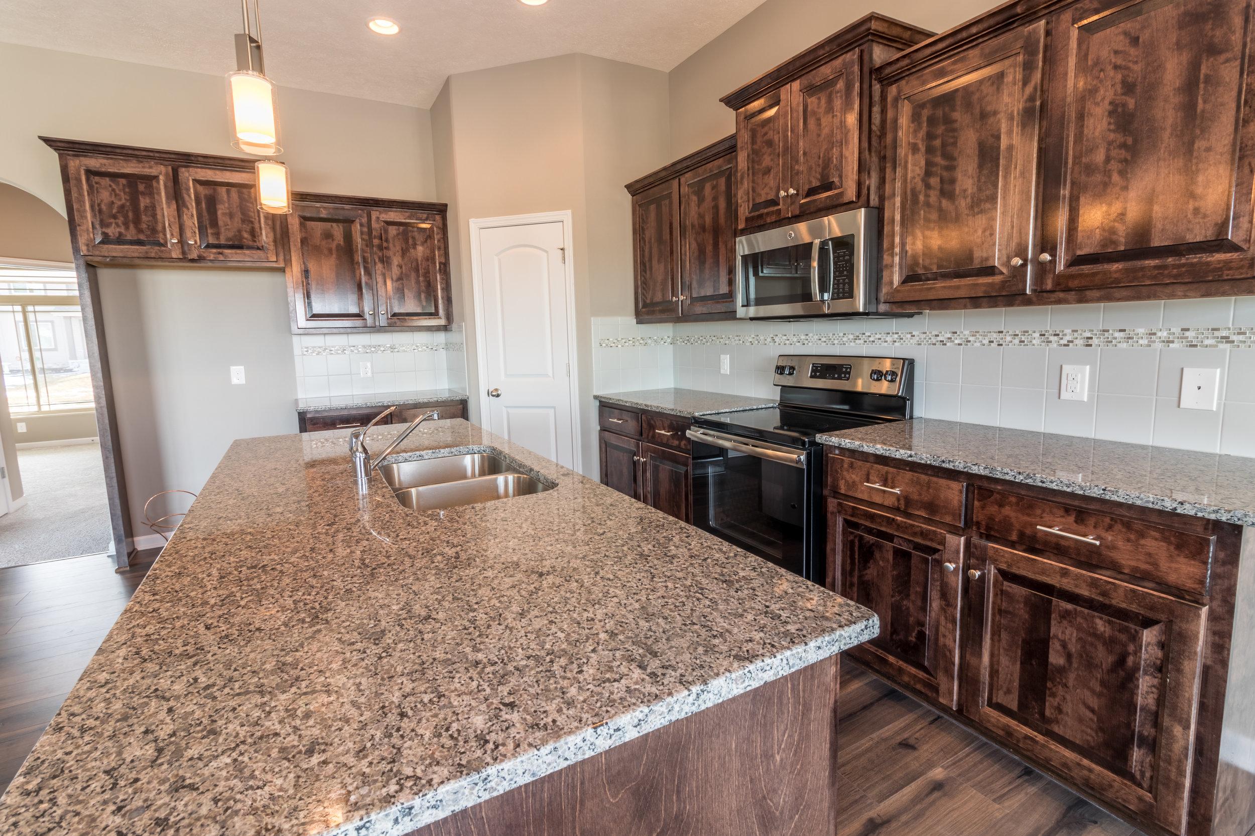 Dreamscape Home Kitchen in Remington Ridge
