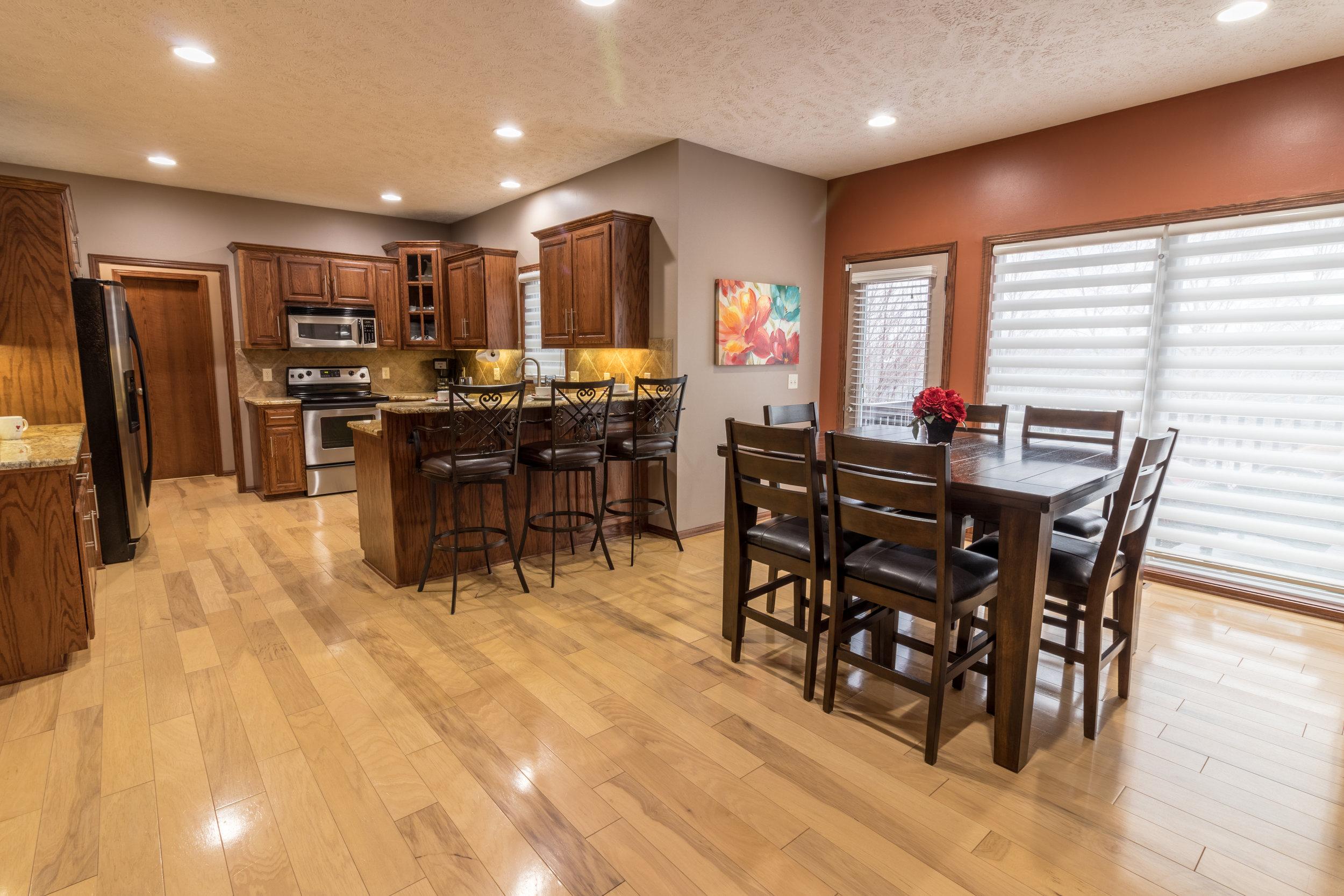the ridges kitchen