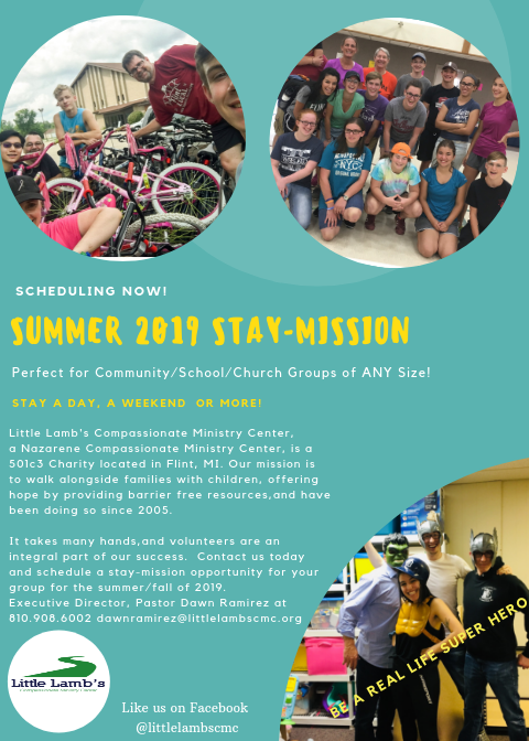 Scheduling Summer and Fall 2019 Groups Now. Click for larger view.