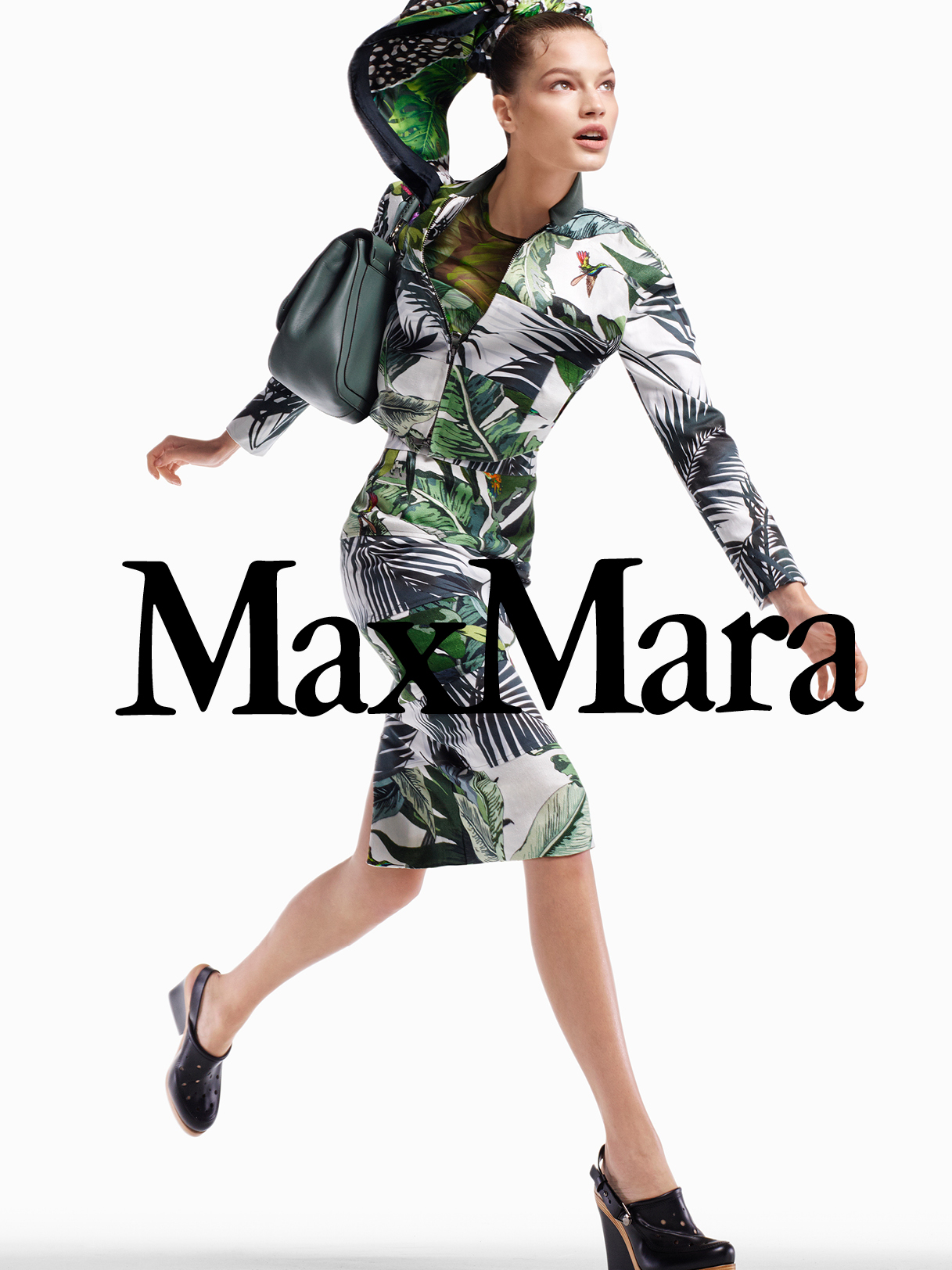 #maxmara #ss17 #stevenmeisel #carineroitfeld #faretta #fashion #campaign #jimkaemmerling #patmcgrath #guidopalau
