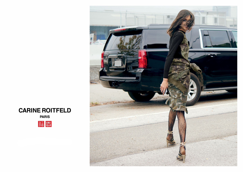 #uniqlo #carineroitfeld #stevenmeisel #ss16 #fashion #campaign #alicemetza #jimkaemmerling #patmcgrath #guidopalau