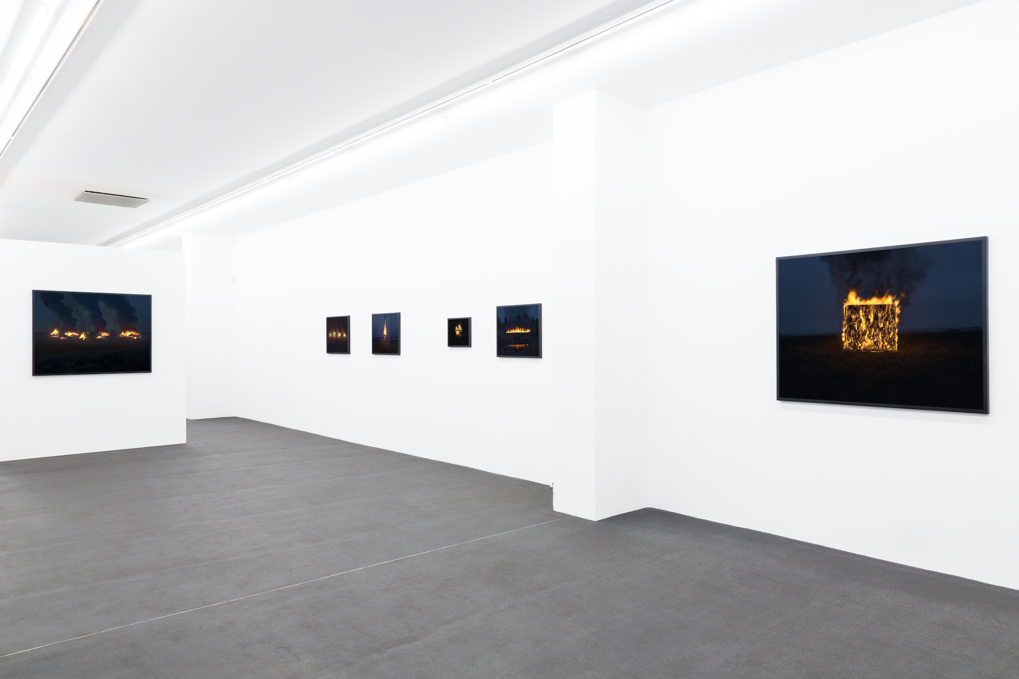 """""""Danila Tkachenko: Motherland"""", Ausstellungsansicht Kehrer Galerie, 2017, Foto: Barbara Eismann"""