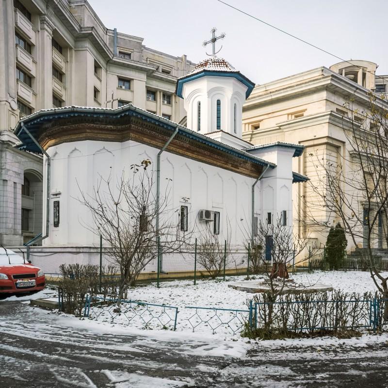 Mobile Churches | Anton Roland Laub