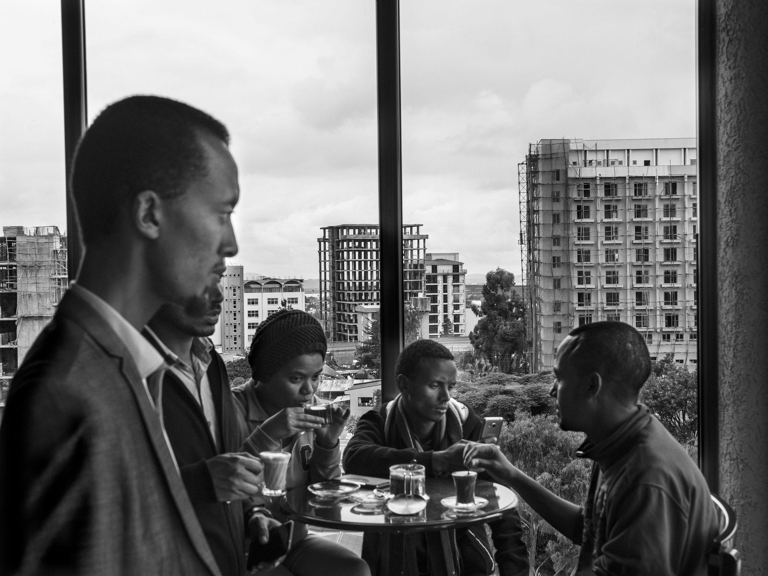 Freedom of Speech for Ethiopians | Enri Canaj