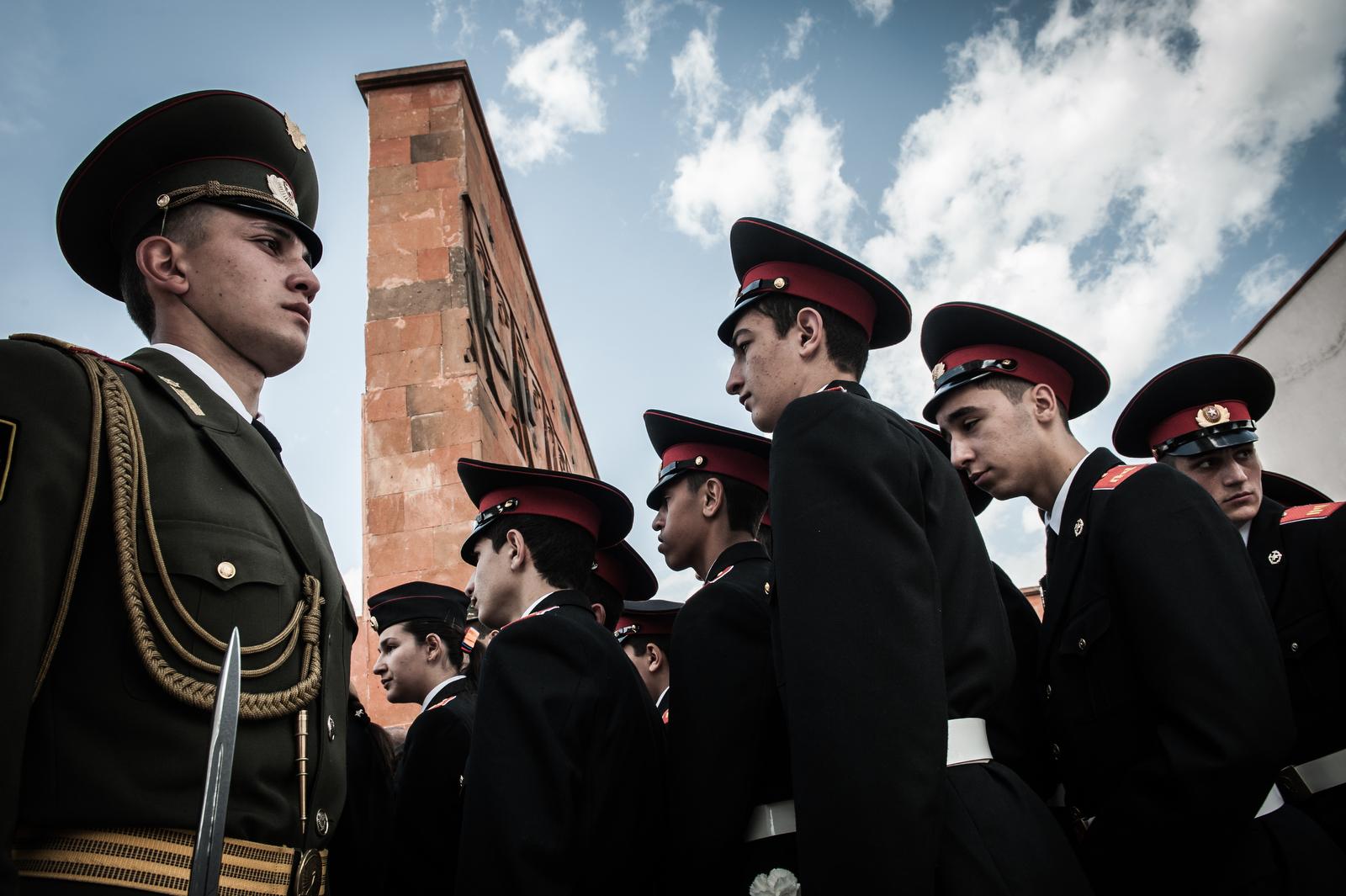 The forgotten war of Nagorno-Karabakh | Mattia Vacca