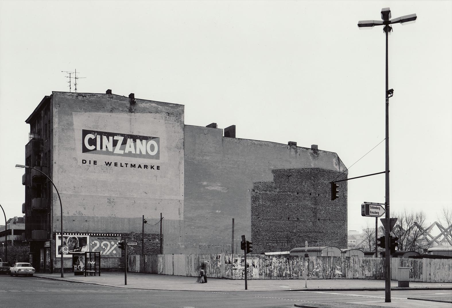 Cinzano, Wedding 1989