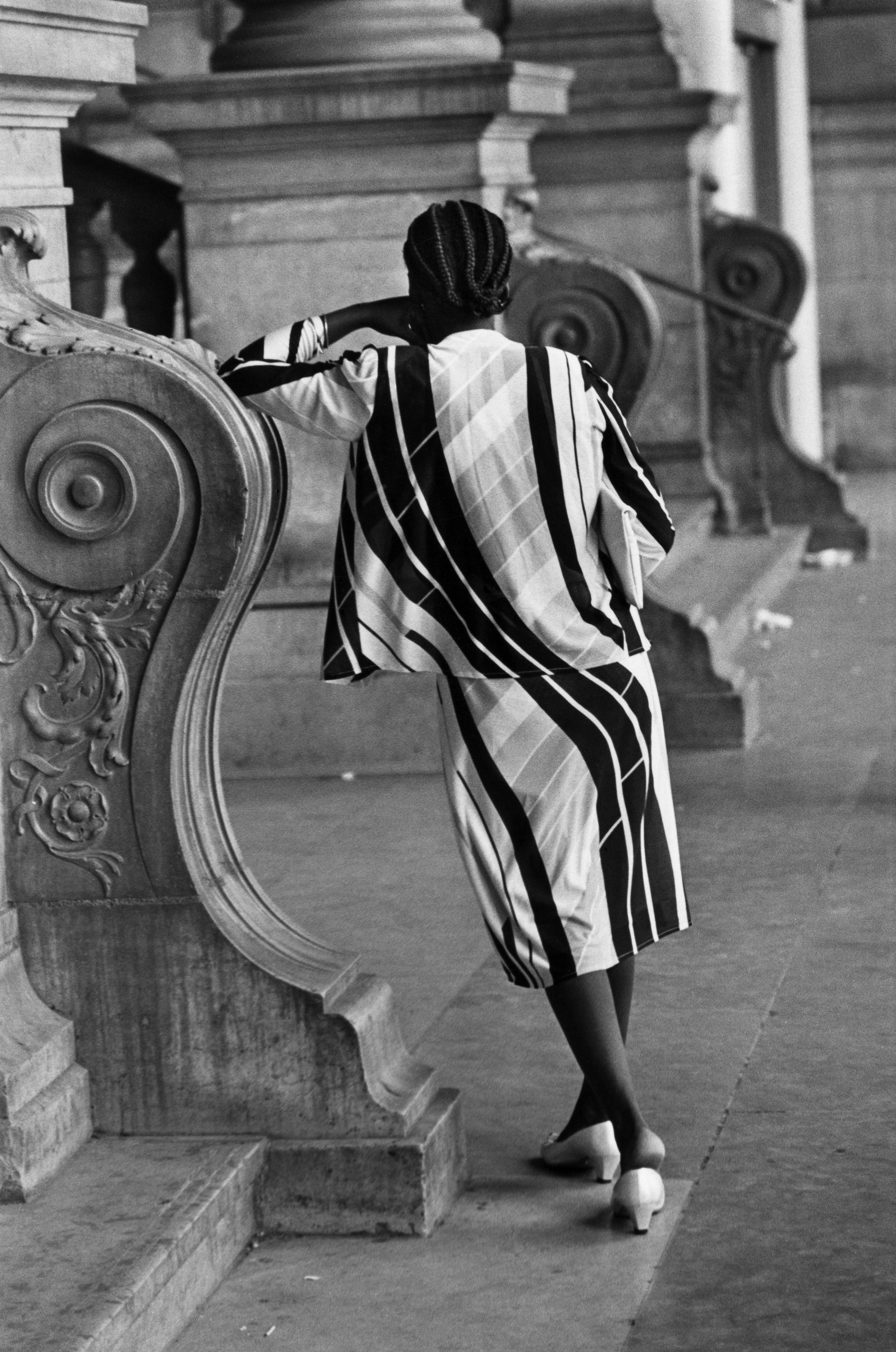 Paris, 1982 | Marc Riboud | courtesy: in focus Galerie, Köln
